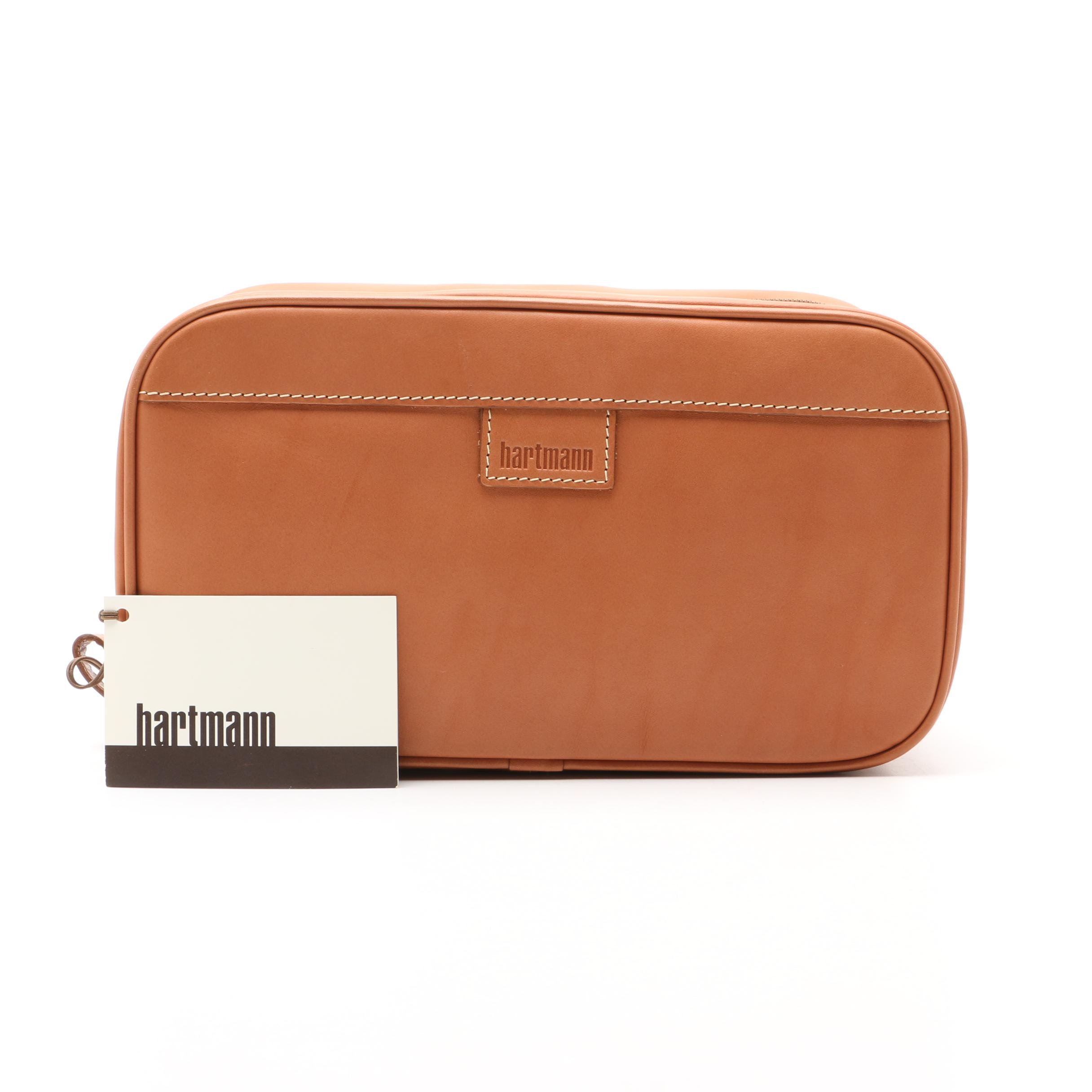 Hartmann Dopp Kit from the Belting Leather Collection