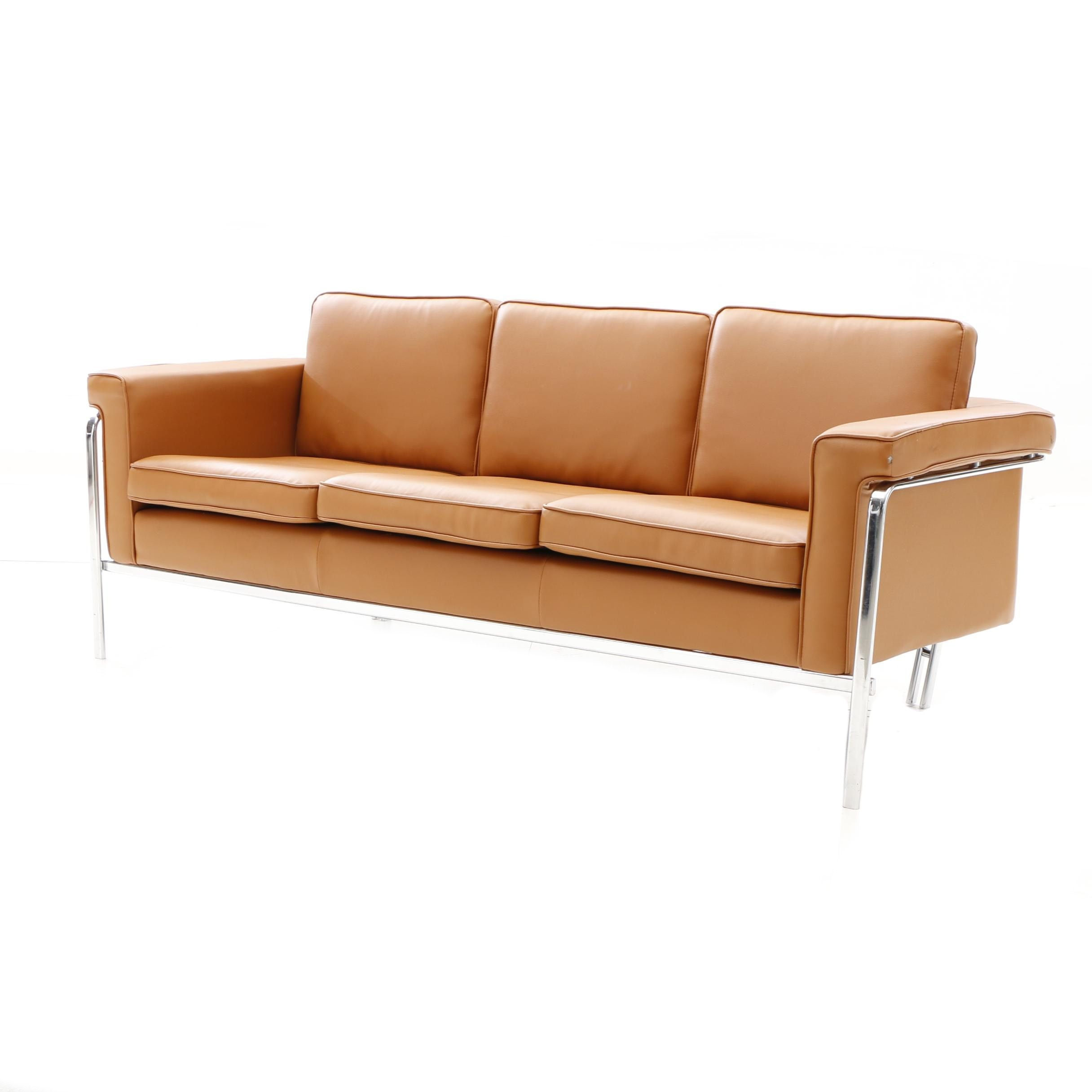 "Modern ""Singular"" Sofa by Zuo Mod"