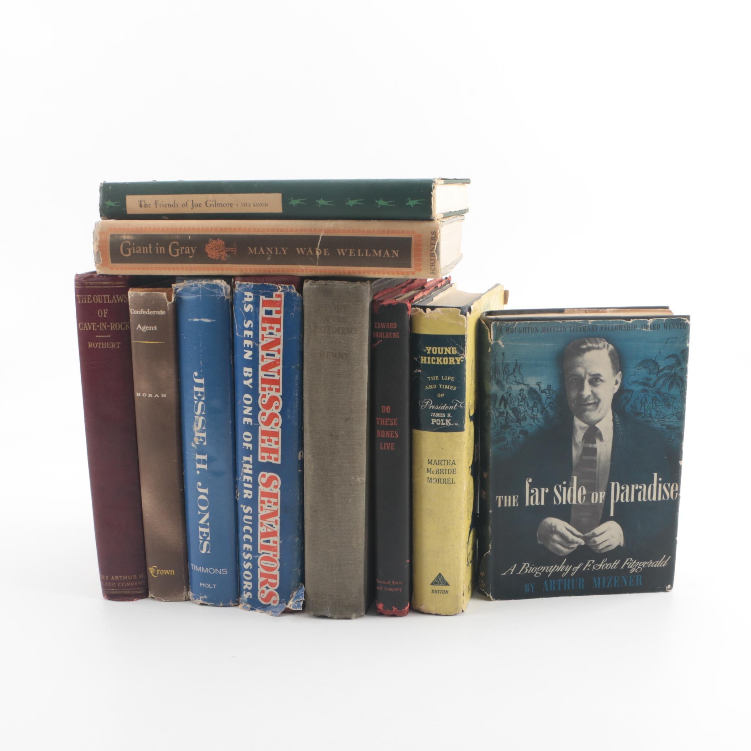 Biographies and Books on History