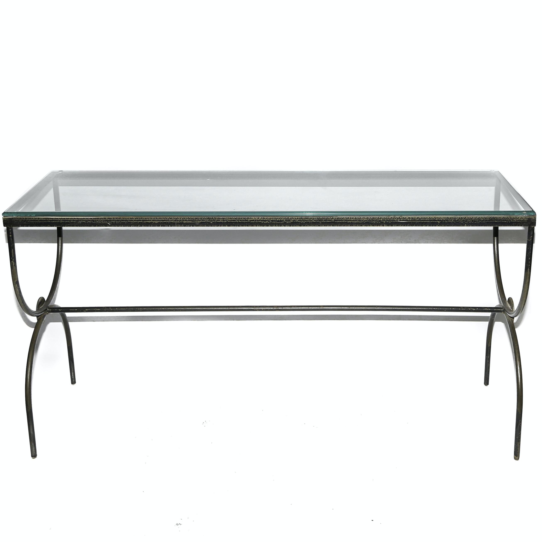 Directoire Sofa Table