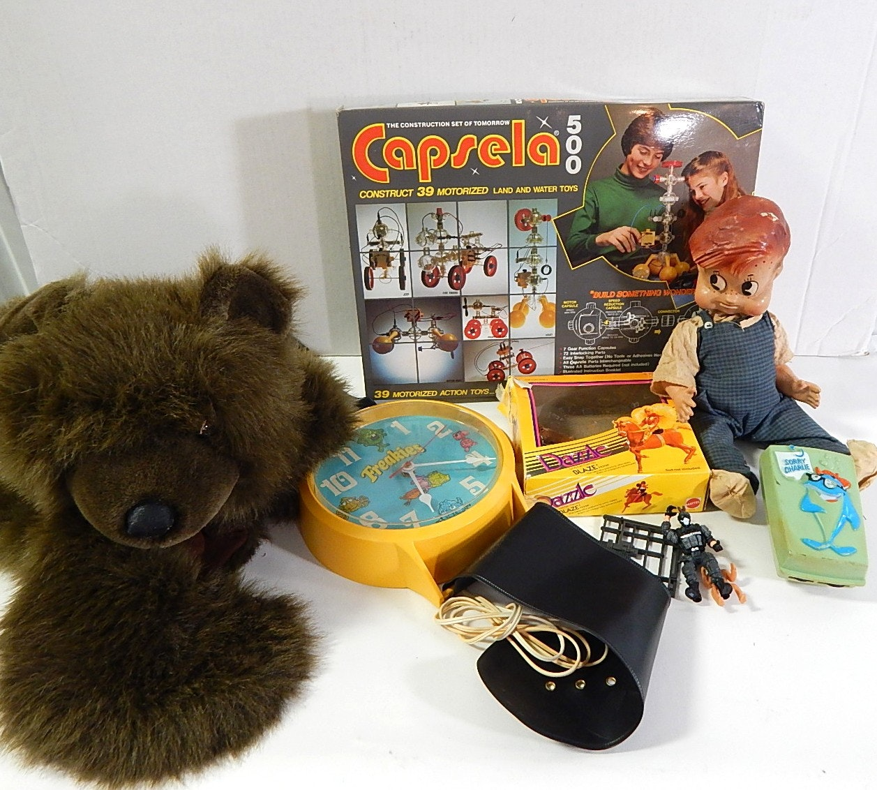 Vintage Toys and Advertising Collectibles