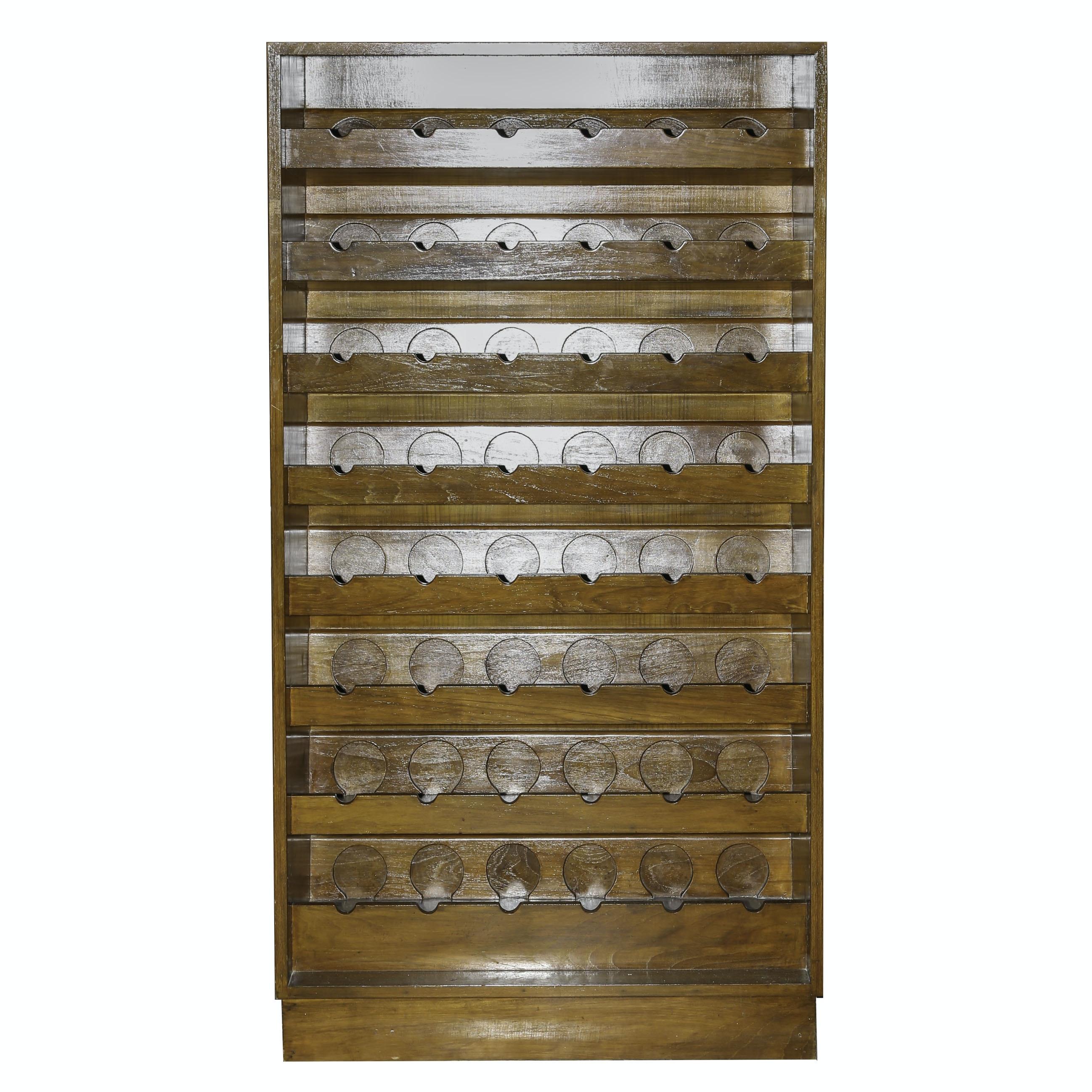 Contemporary Wine Cabinet
