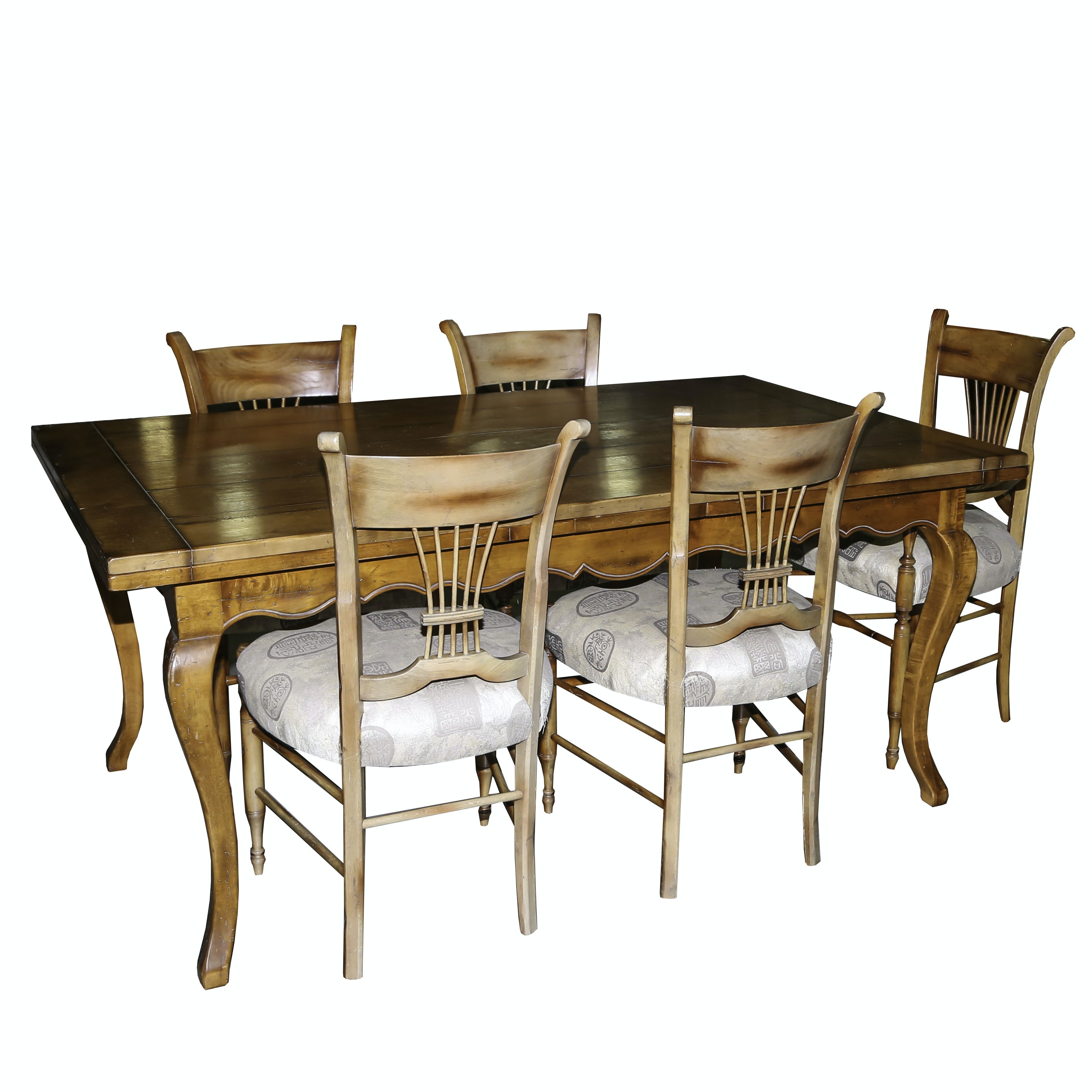 French Country Dining Set by Milling Road