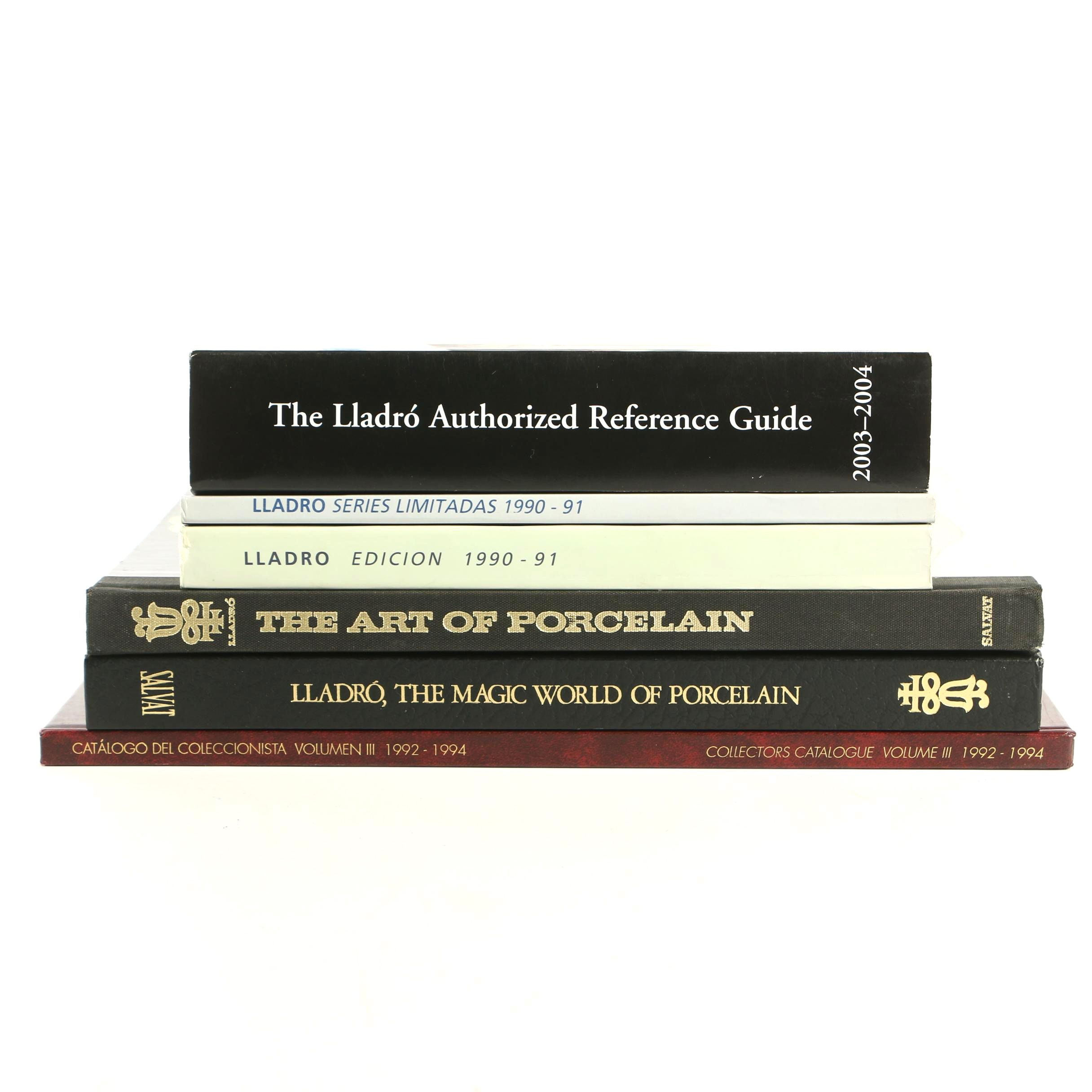 Lladró Books, Catalogs and Reference Guides