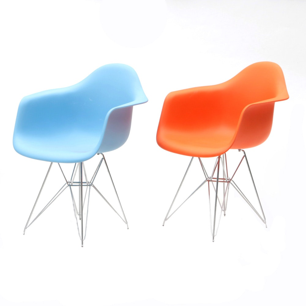 Eames Style Shell Chairs