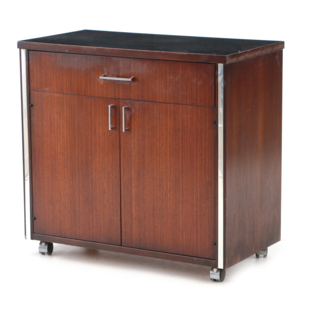 A Mid Century Modern Style Cabinet by Broyhill Premiere
