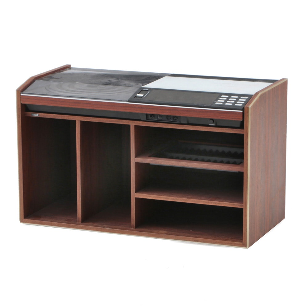 Bang and Olufsen of Denmark Beocenter 7000 Console