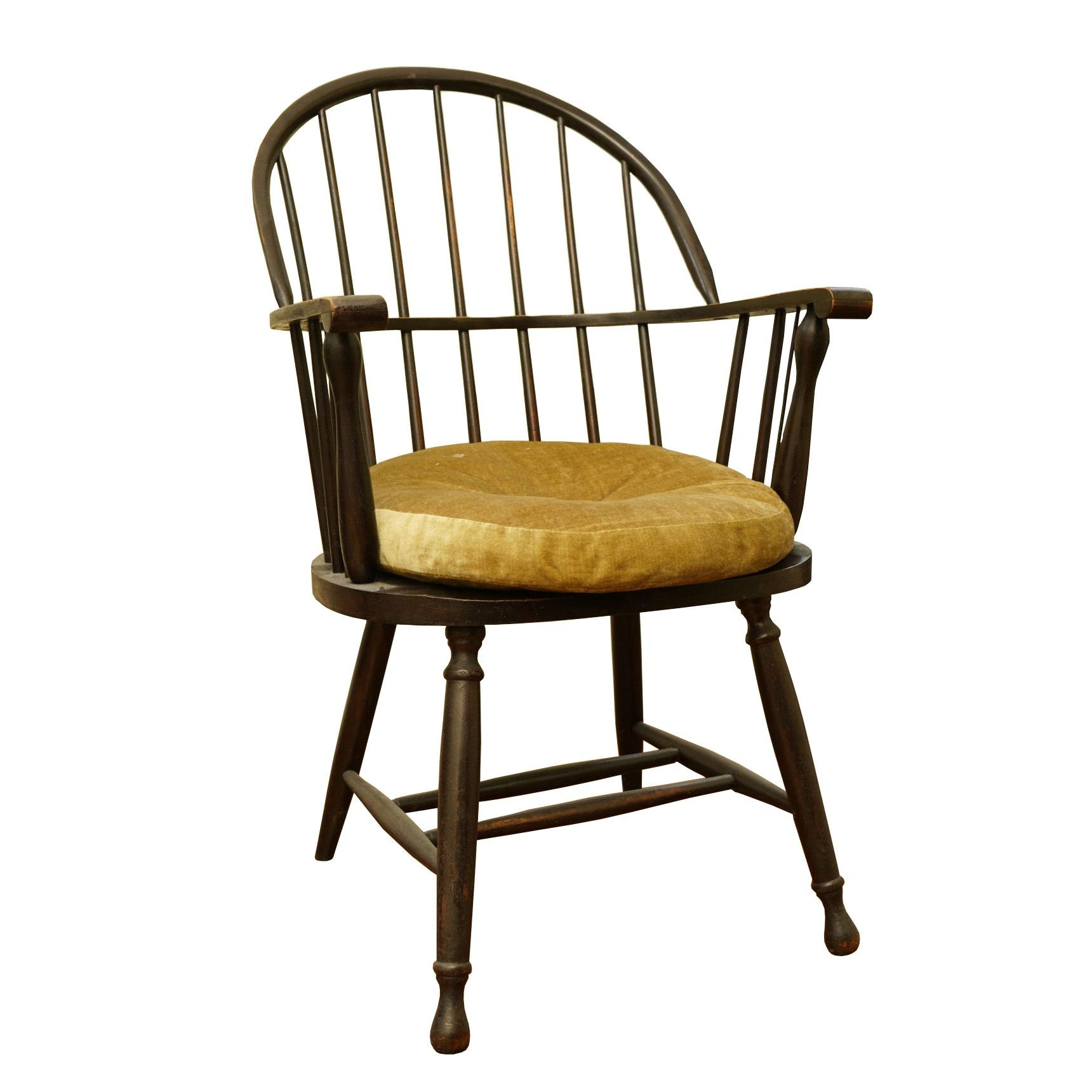 Vintage Windsor Armchair