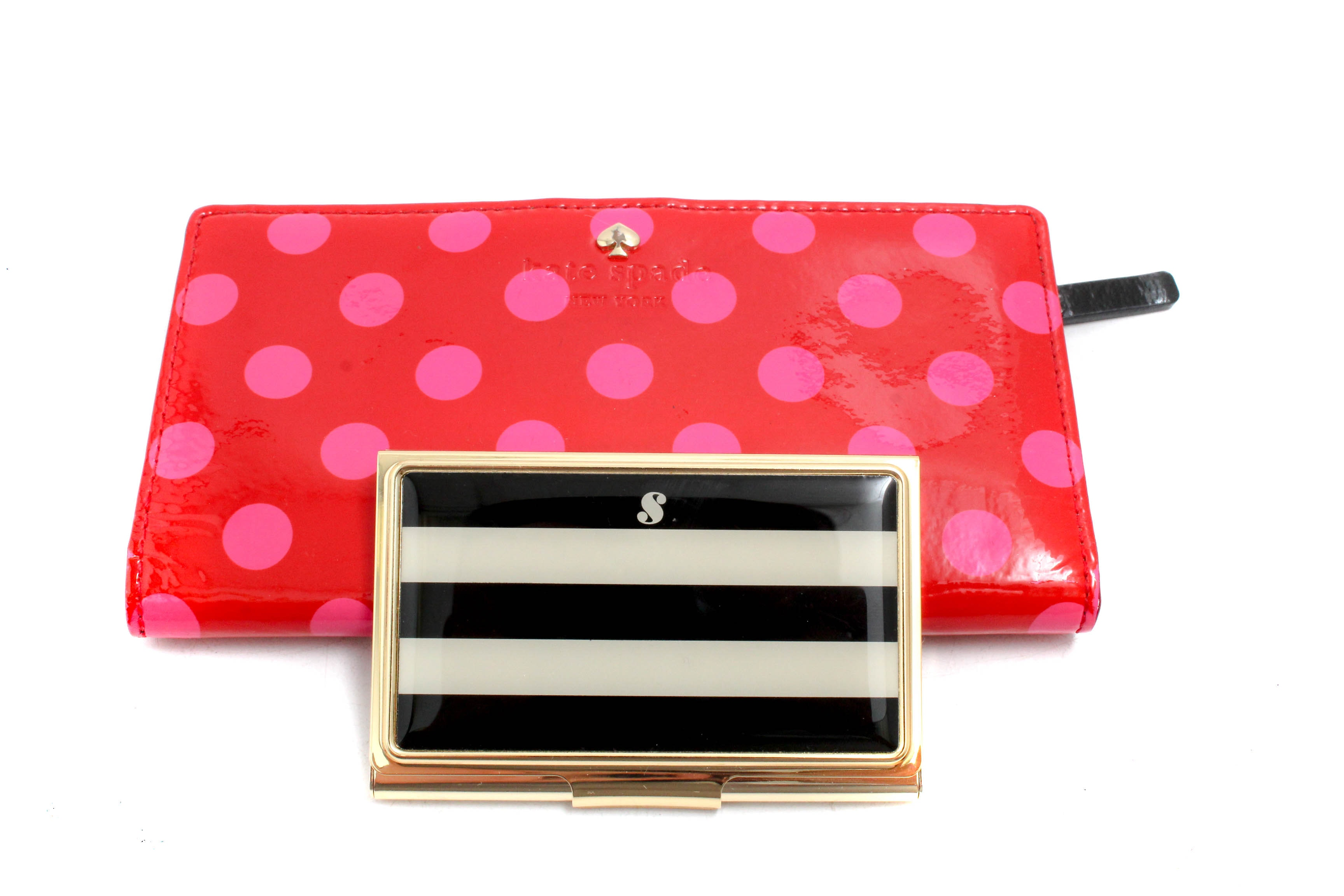 Kate Spade New York Wallet and Card Case