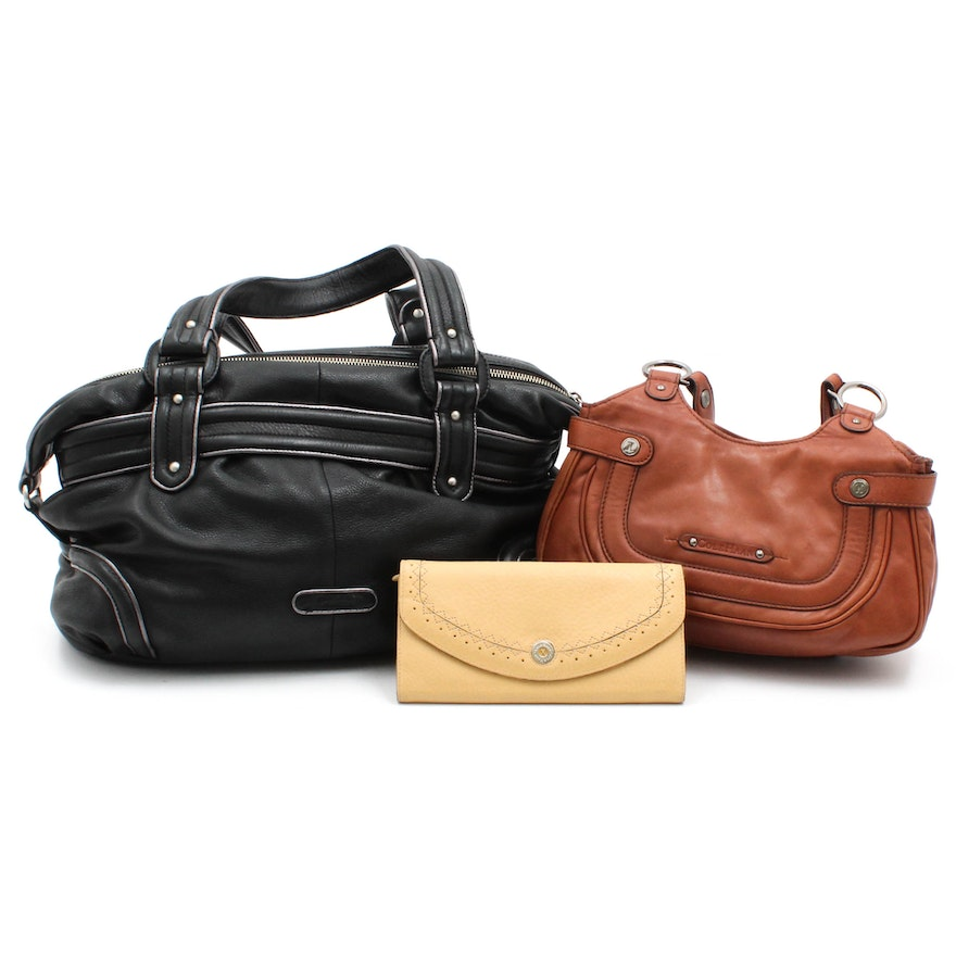 899f49873dc Cole Haan Leather Handbags and Wallet : EBTH
