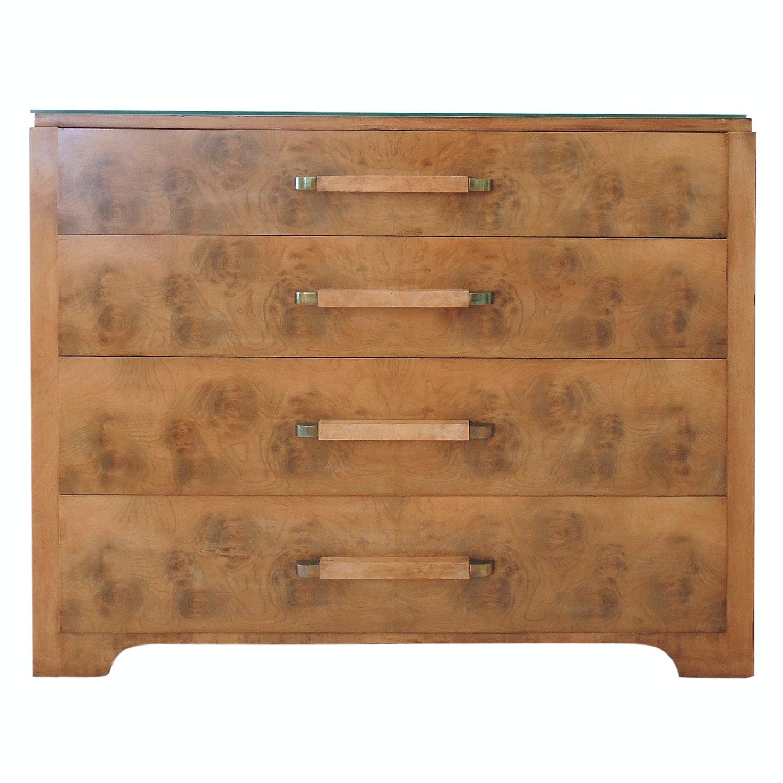 Mid-Century Widdicomb Wood Dresser