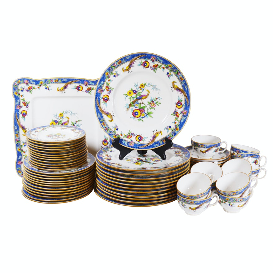 "Minton ""Sinclair"" Bone China Dinner Service"