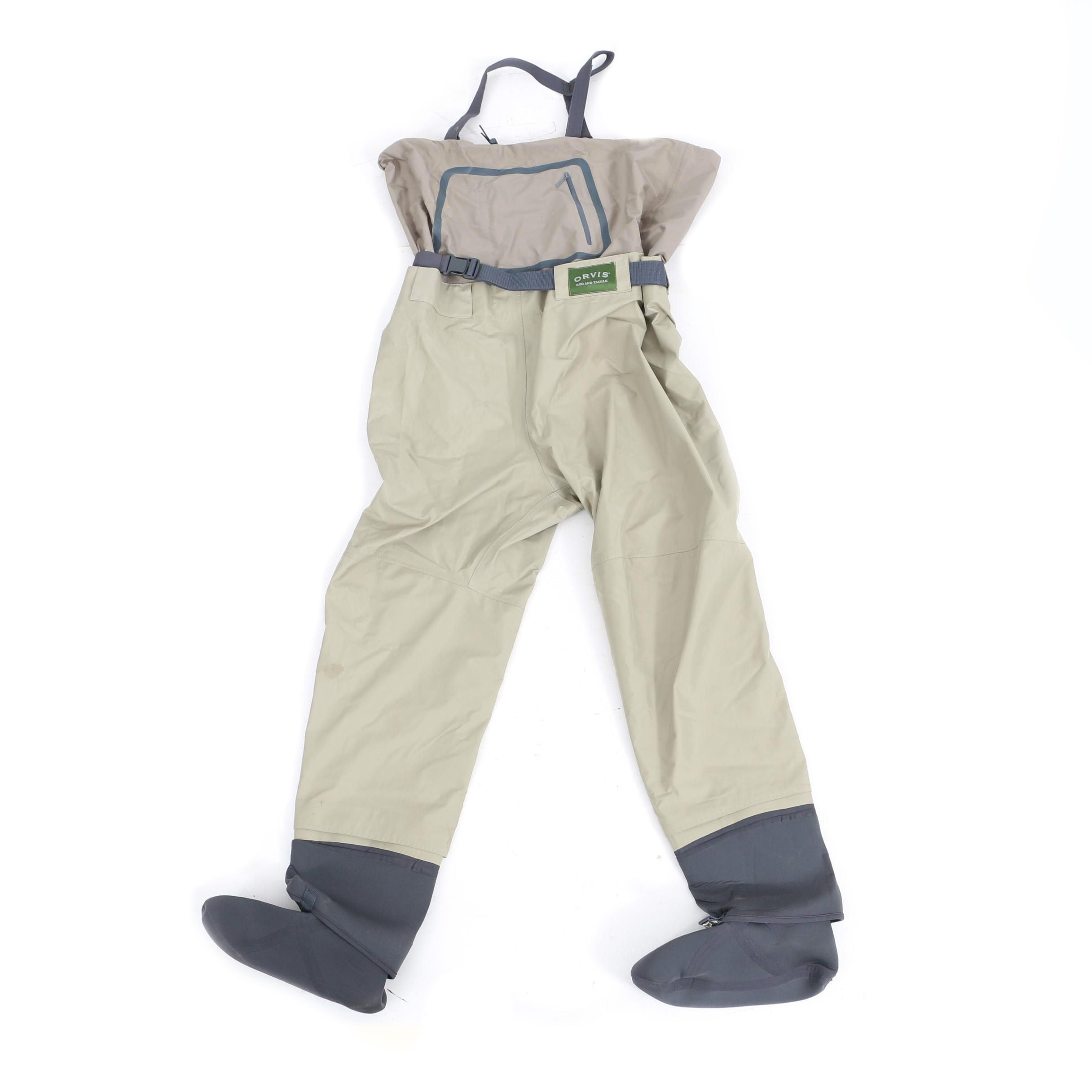 Orvis Size Large Wader Pants