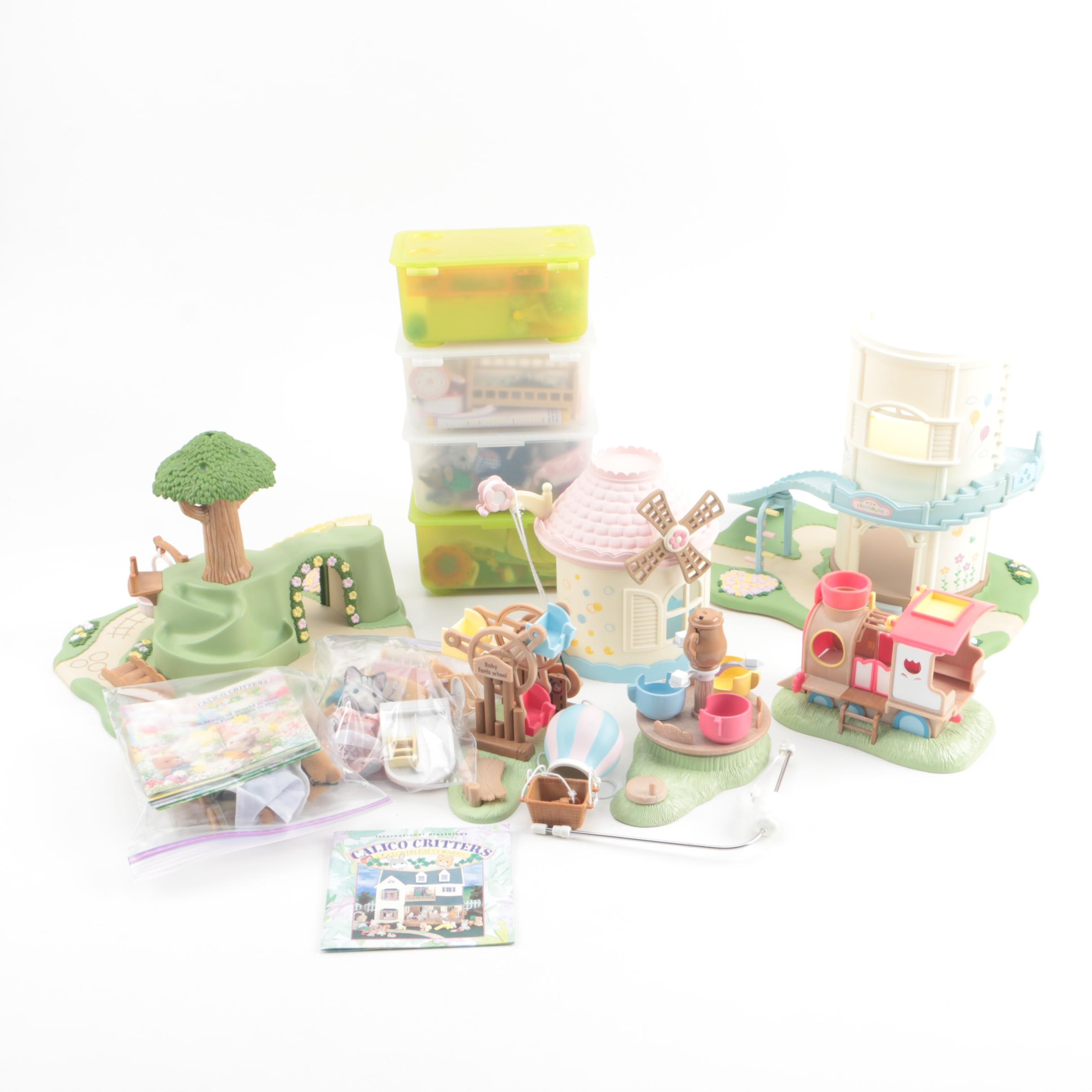 Calico Critters Toys