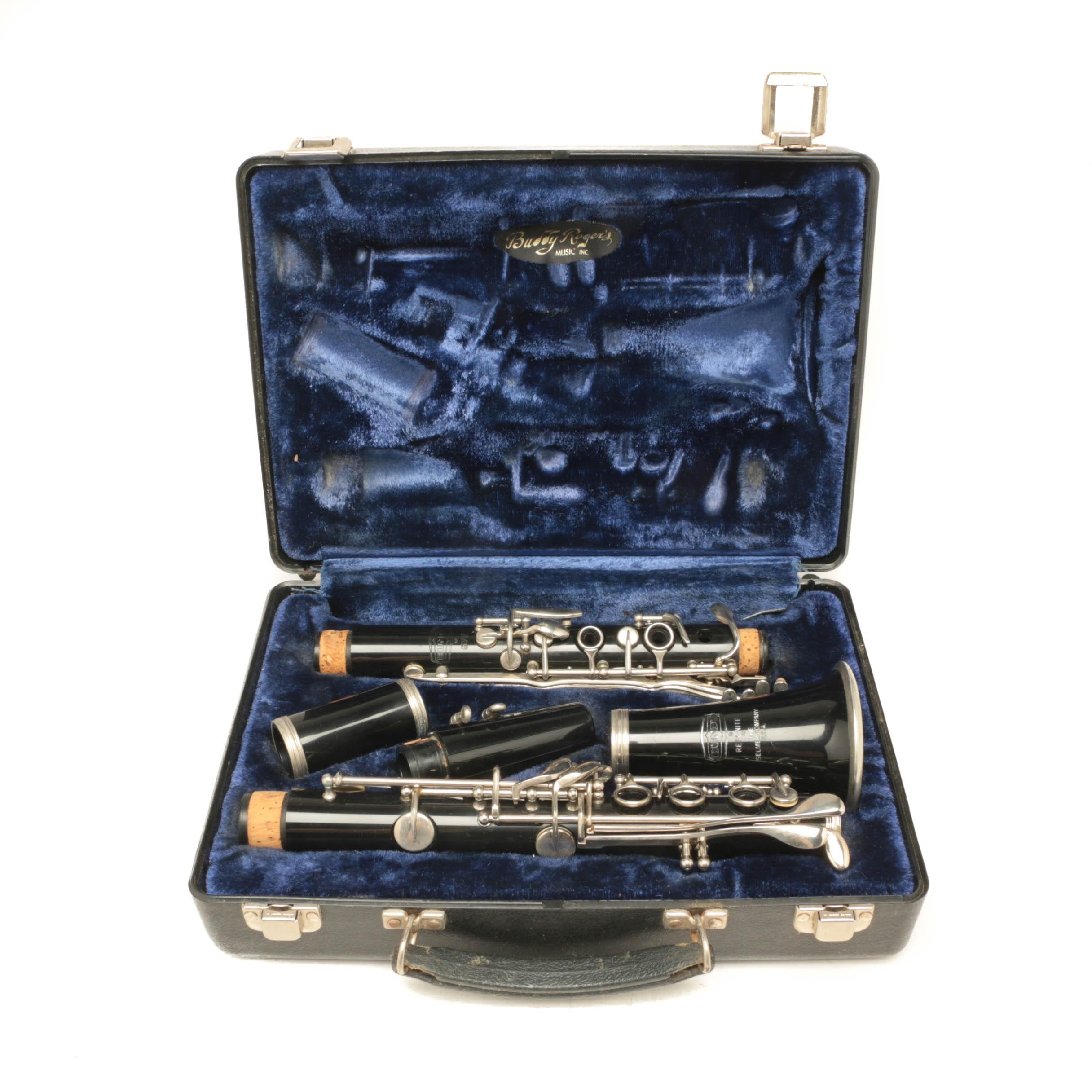 Bundy Clarinet by The Selmer Company
