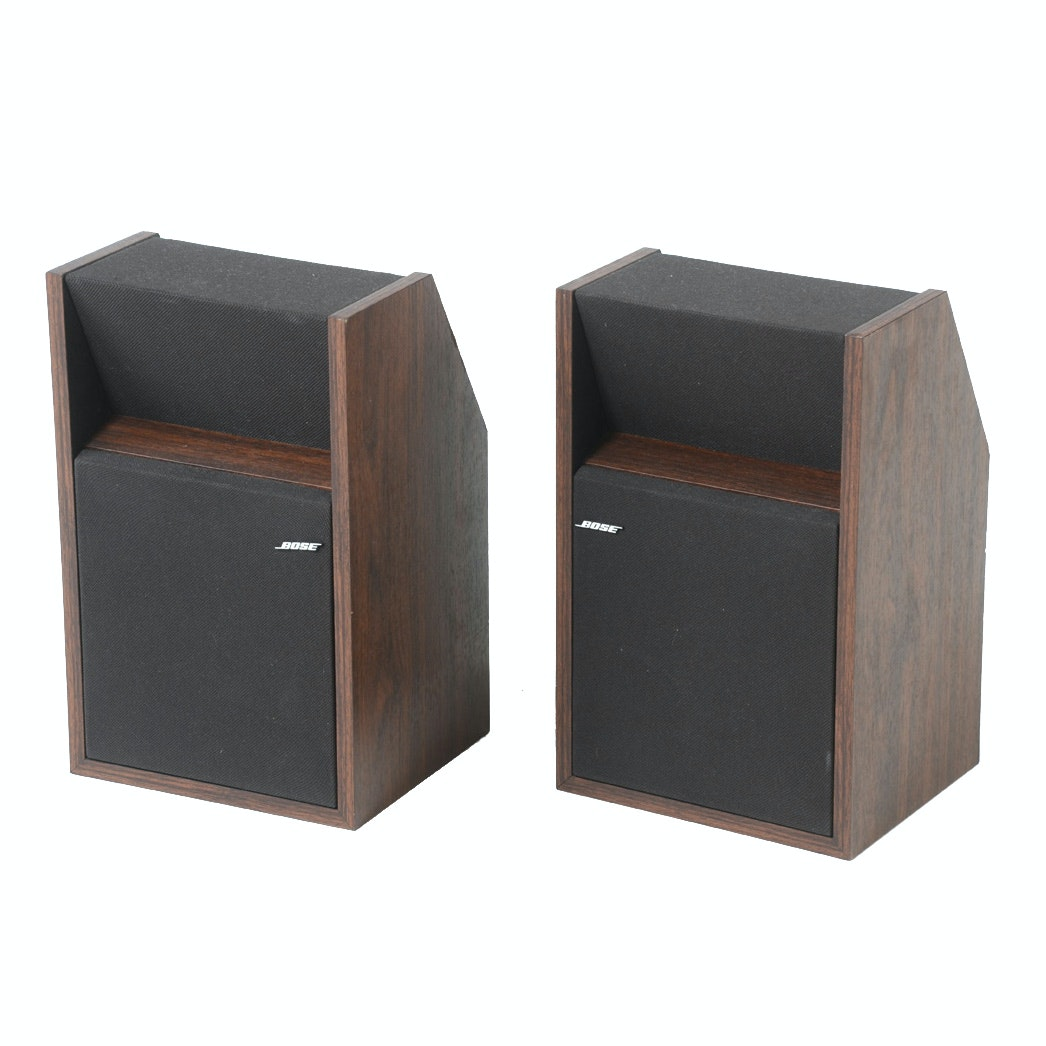 Vintage Bose Speakers