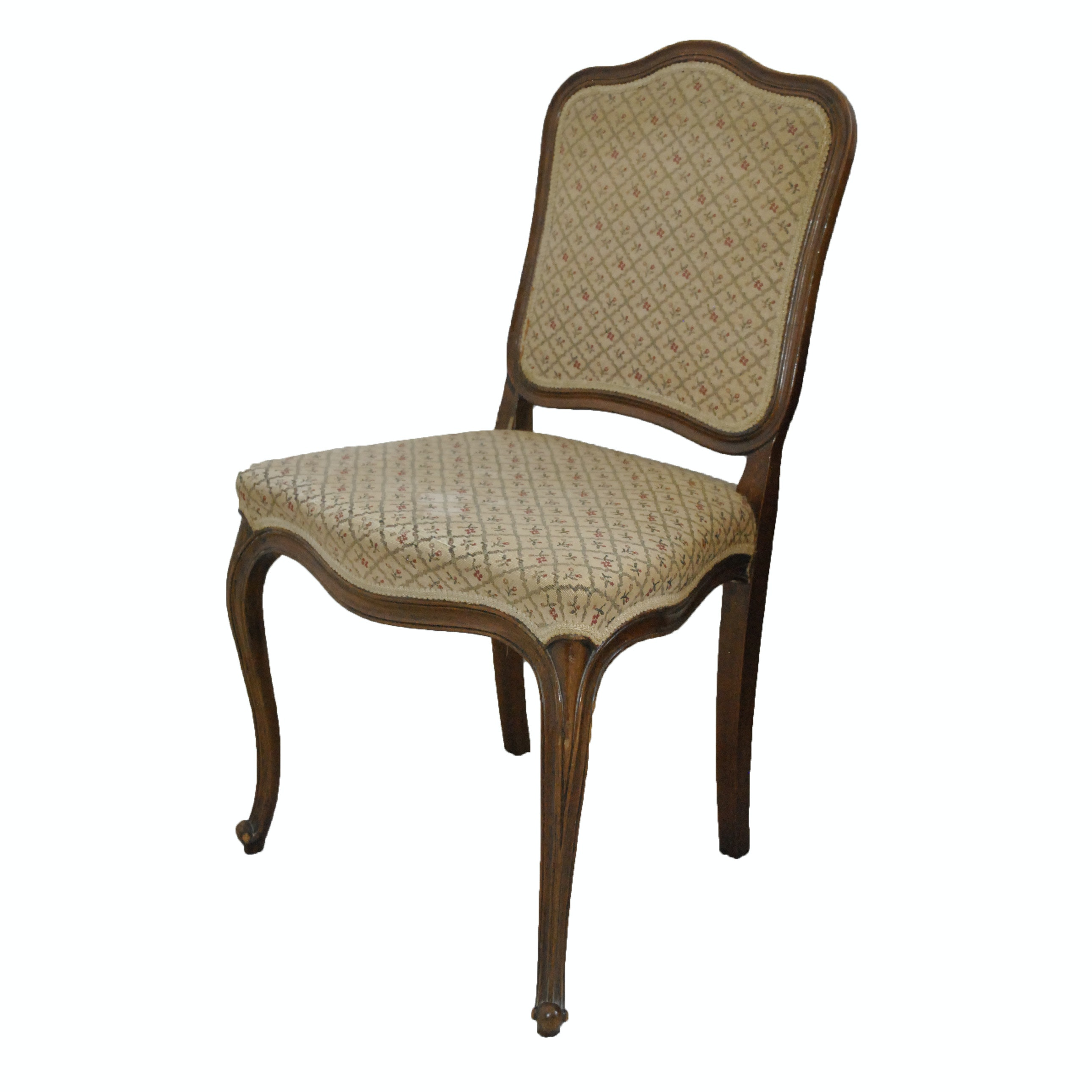 French Provincial Style Side Chair