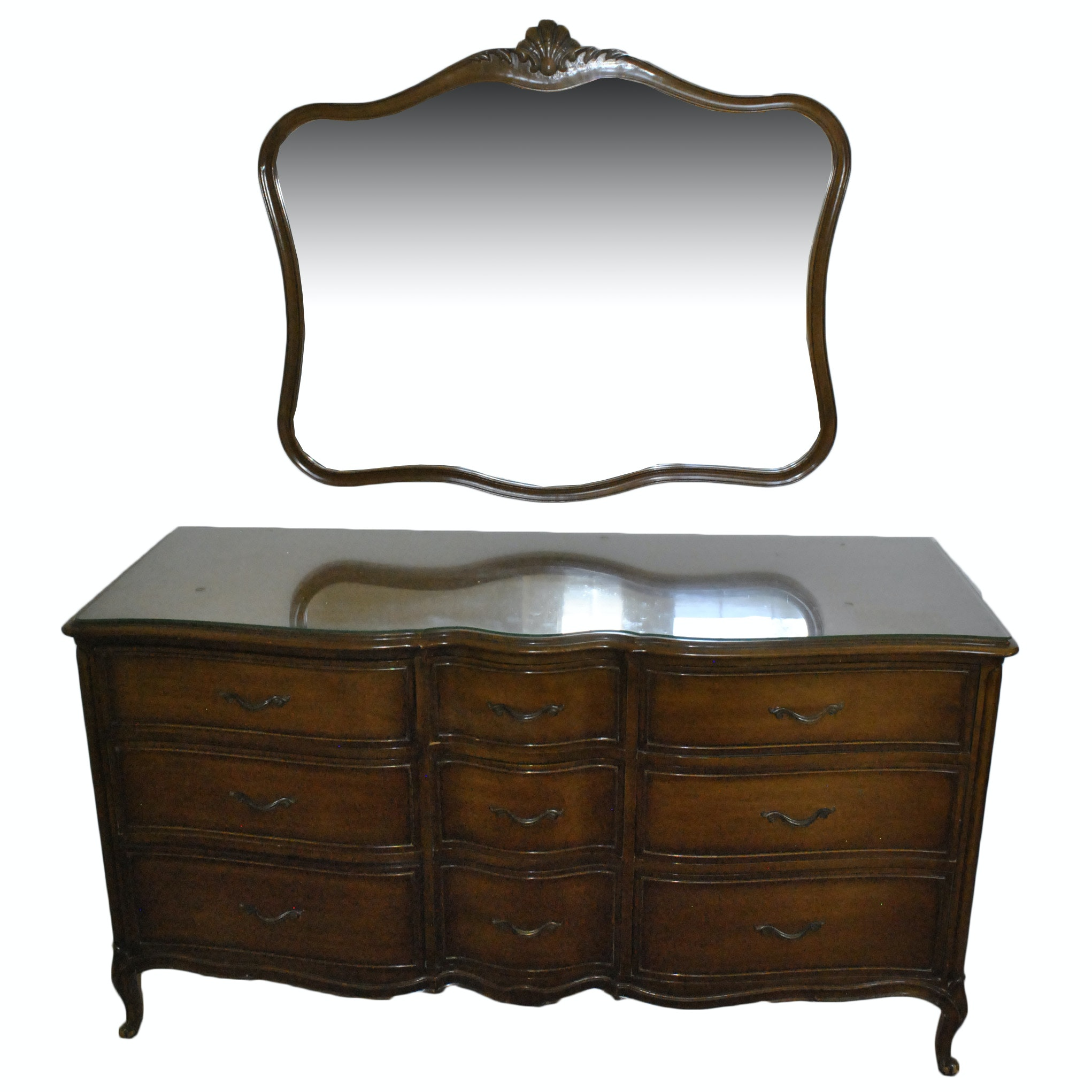 French Provincial Style Dresser by Drexel
