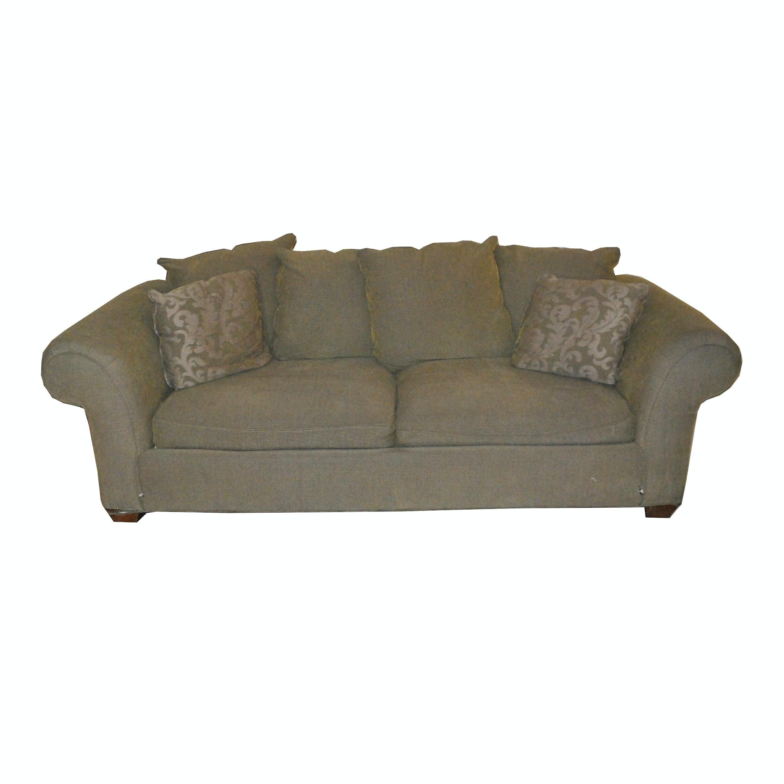 Modern Style Upholstered Sofa