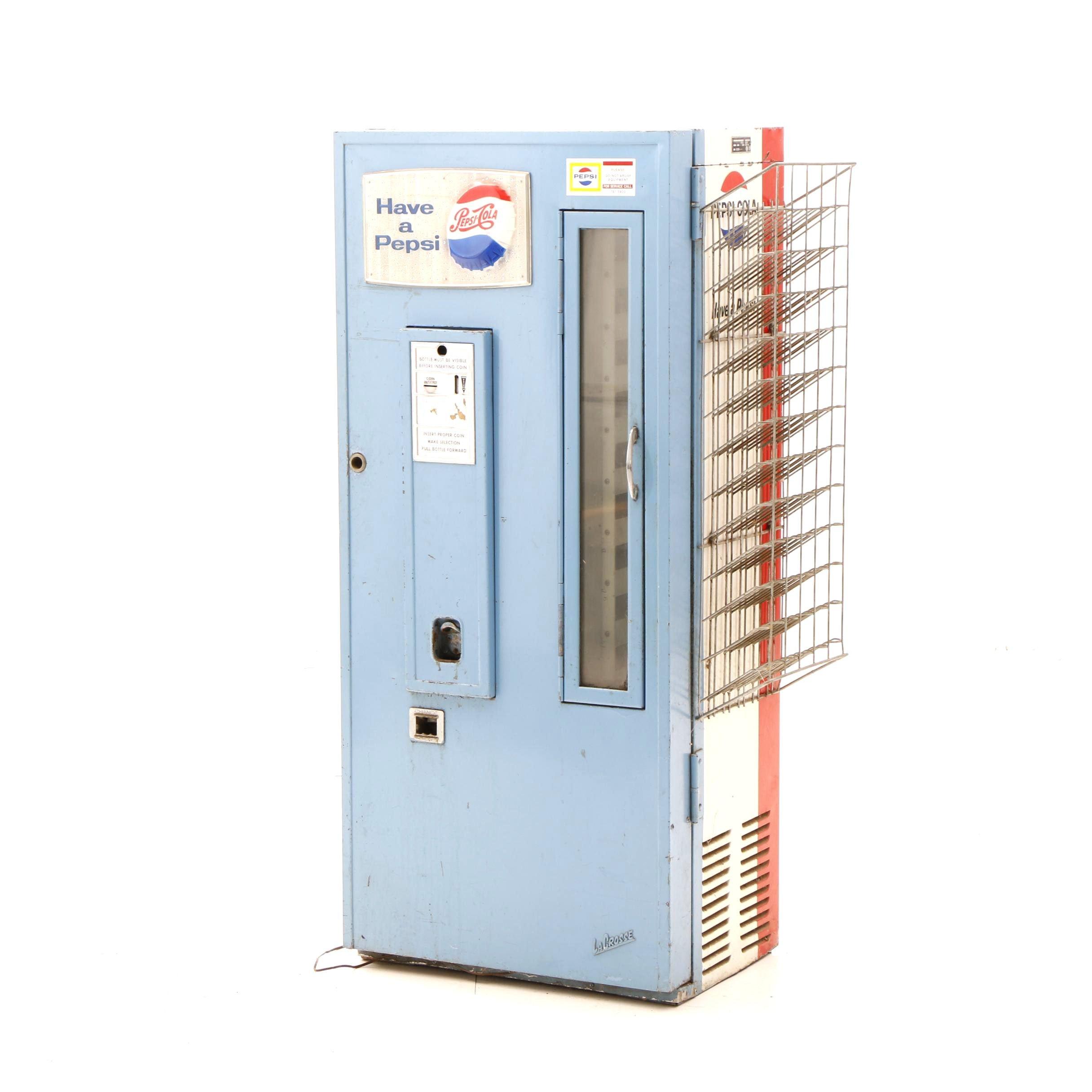 Mid-Century Pepsi Vending Machine