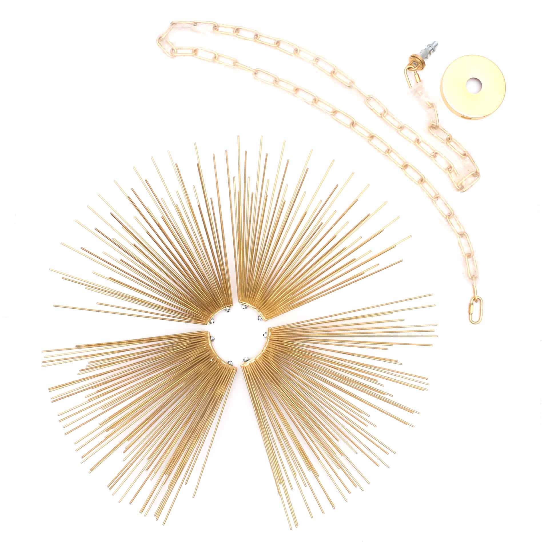 Visual Comfort & Co. Kelly Wearstler Strada Collection Ceiling Light