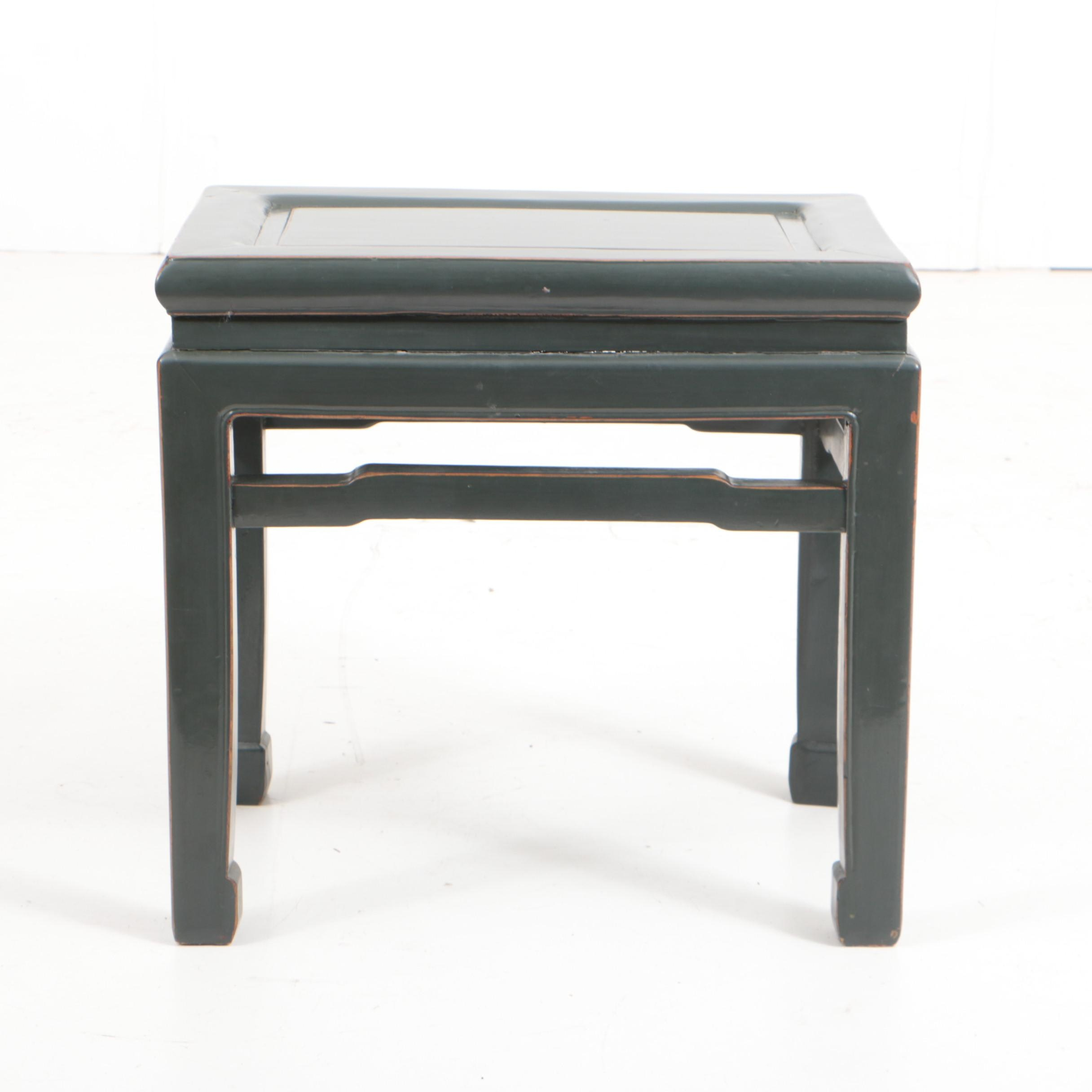 Westbrook Limited Asian Style End Table