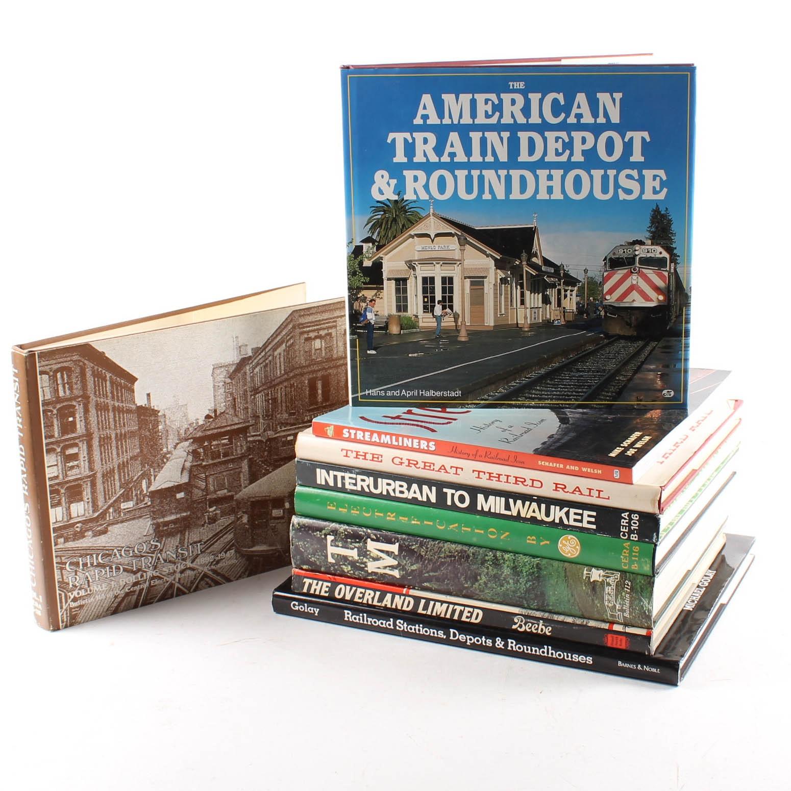 Railroad Reference Books