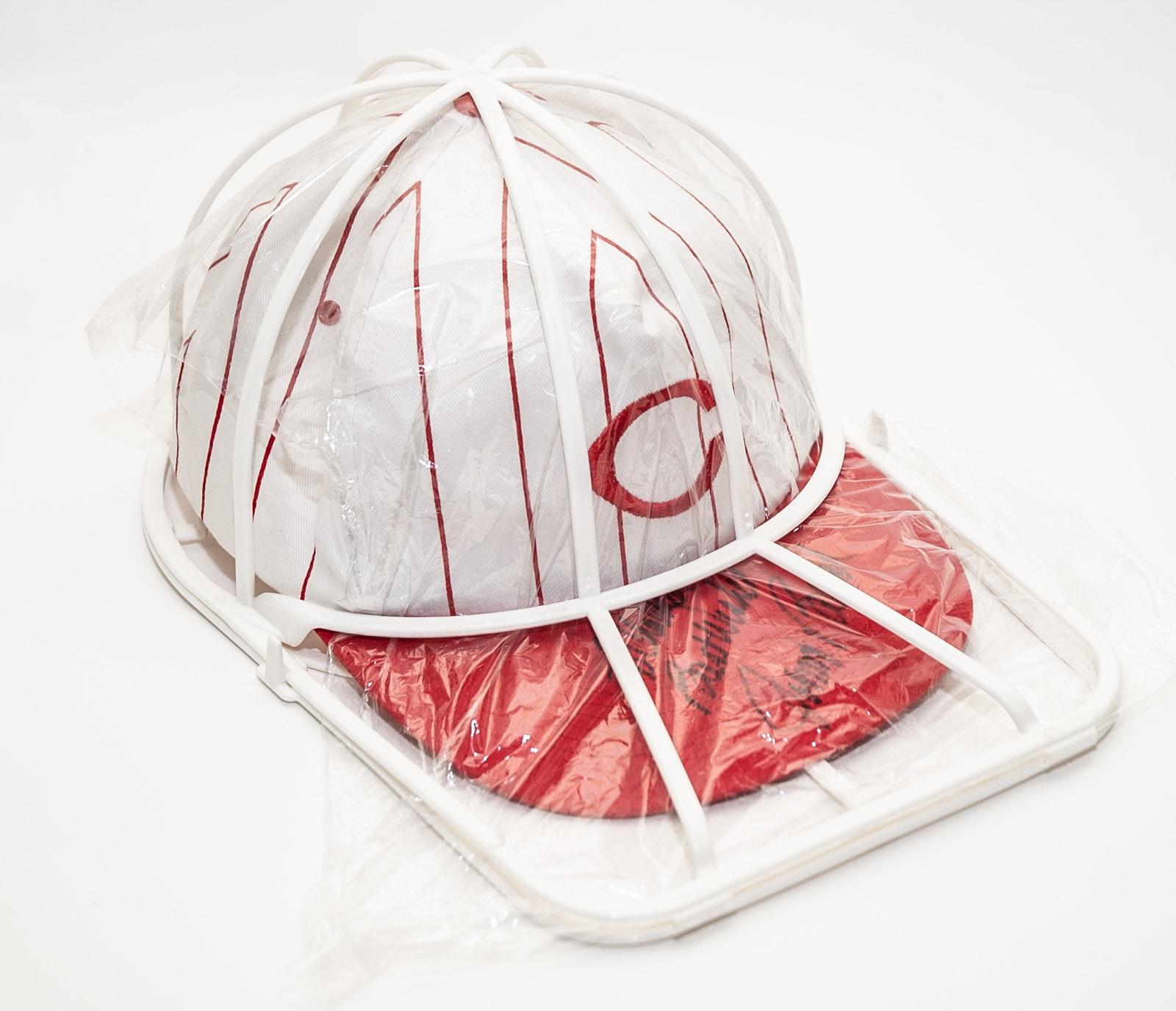 Johnny Bench Cincinnati Reds Autographed Baseball Cap