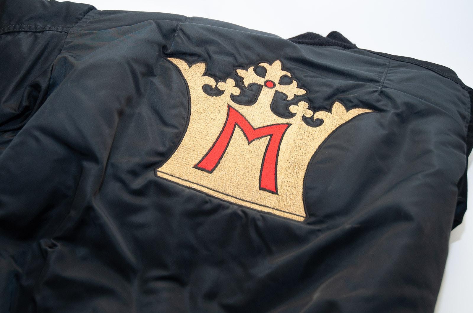 "1990 Madonna ""Blond Ambition"" Tour Bomber Jacket"