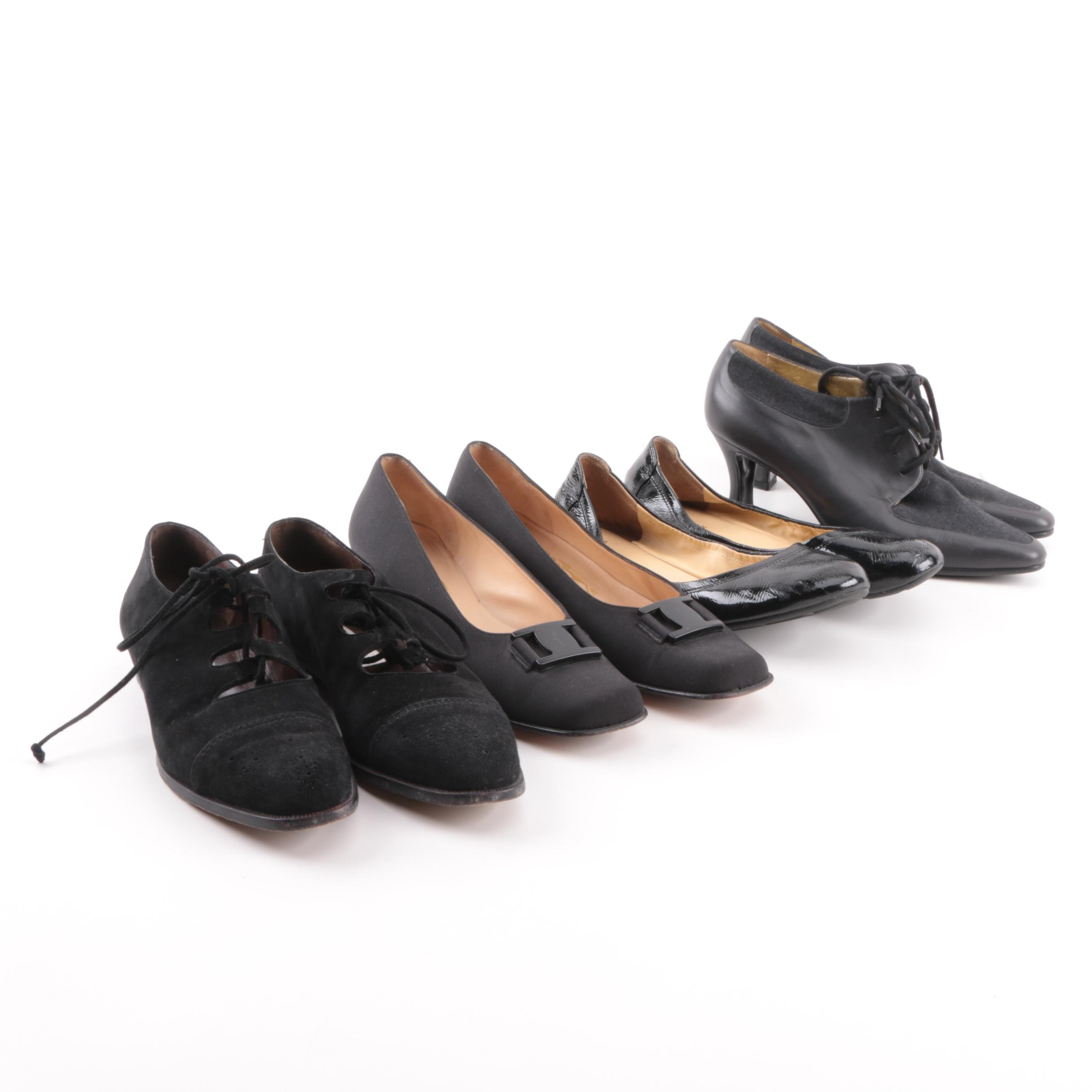 Escada, Ferragamo, Cole Haan & Abboud Women's Shoes