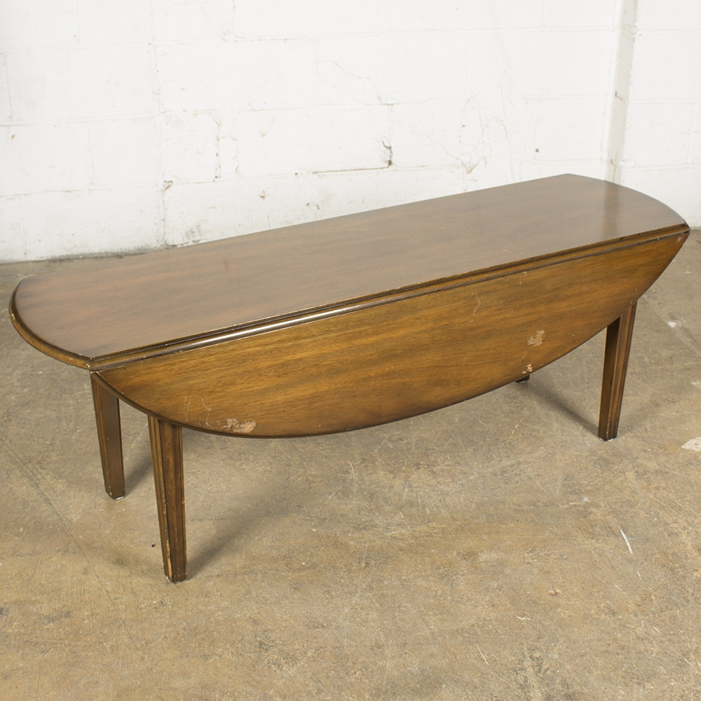 Drop Leaf Coffee Table by Kittinger