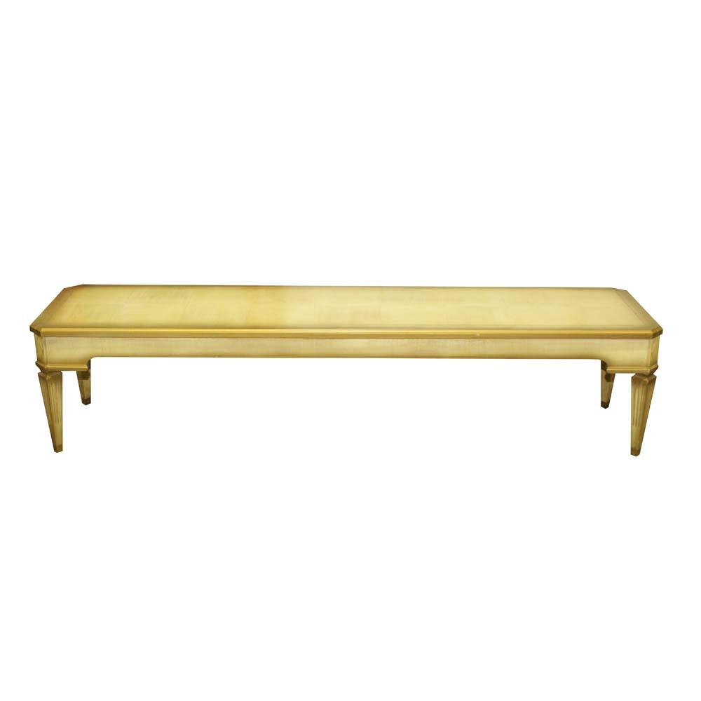 Imperial Furniture Mid-Century French Provincial Cocktail Table