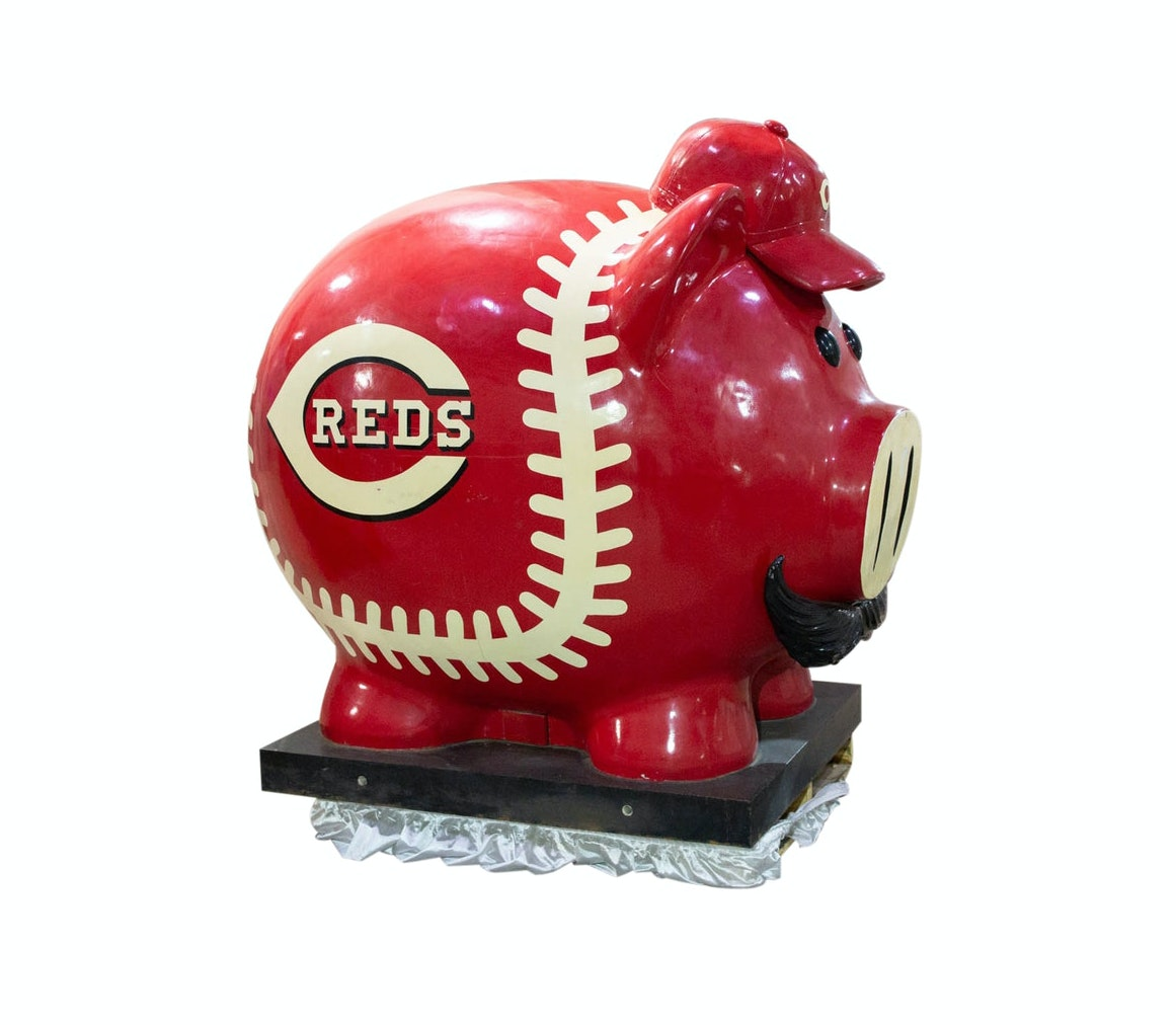 The Cincinnati Reds Hall of Fame and Museum Auction