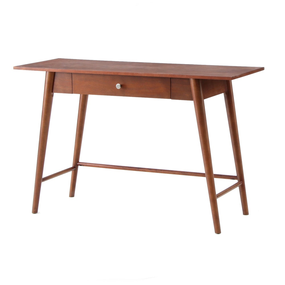 Mid Century Style Console Table