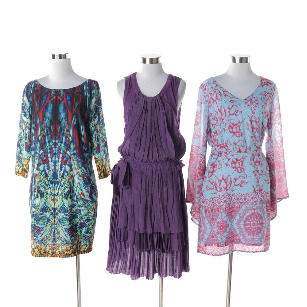 See by Chloé, Pink Owl and Rhyme & Echo Dresses