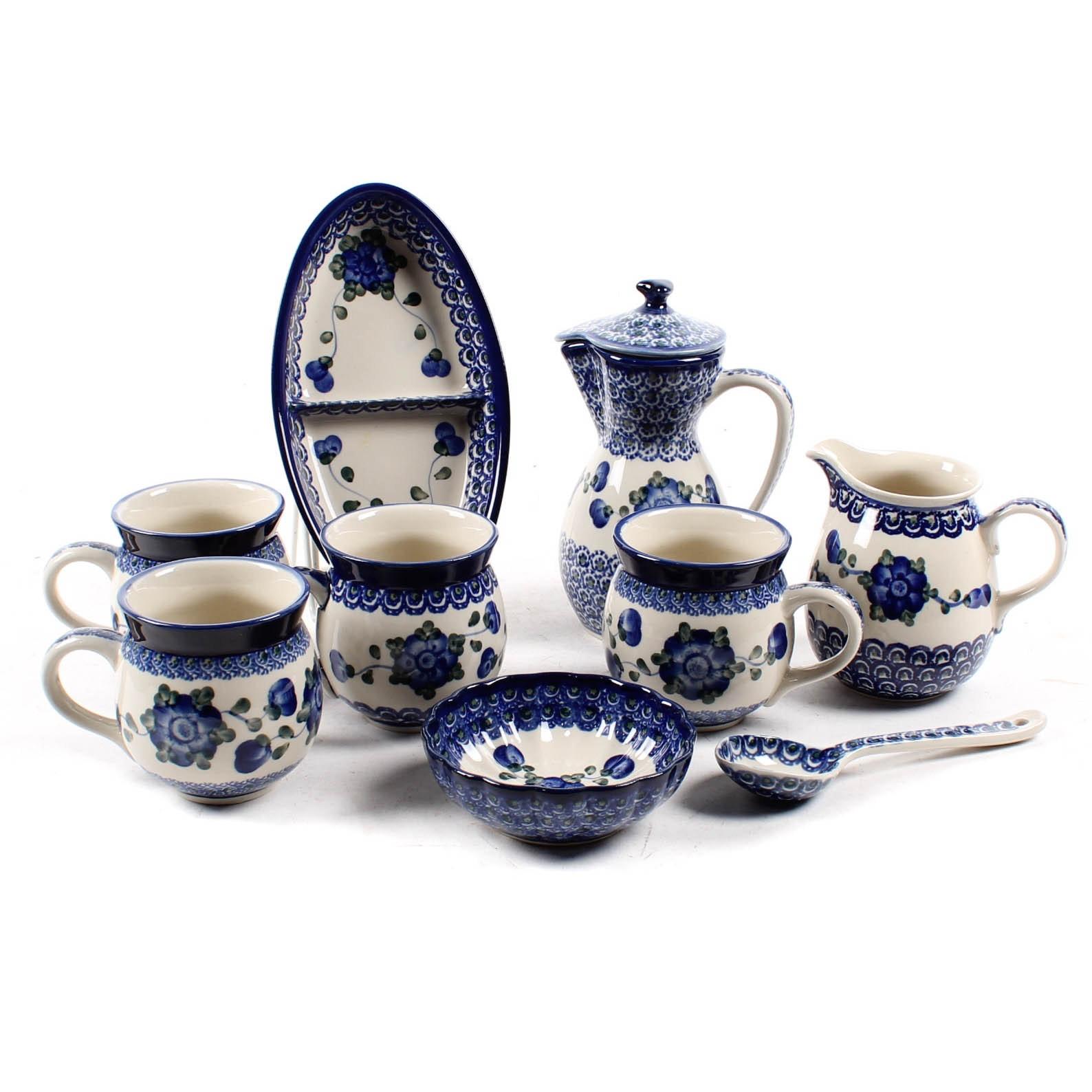 Handmade Polish Ceramics