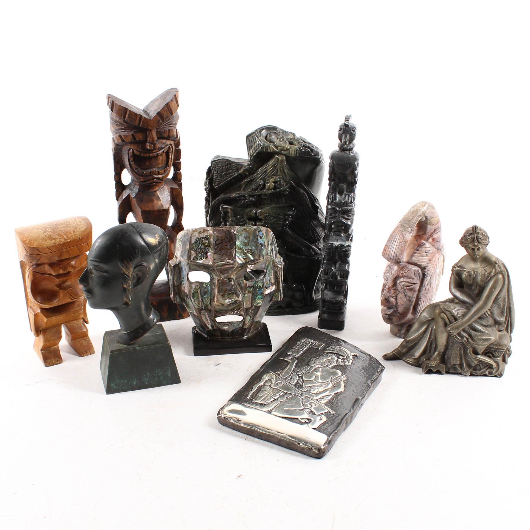 International Sculptures and Figures