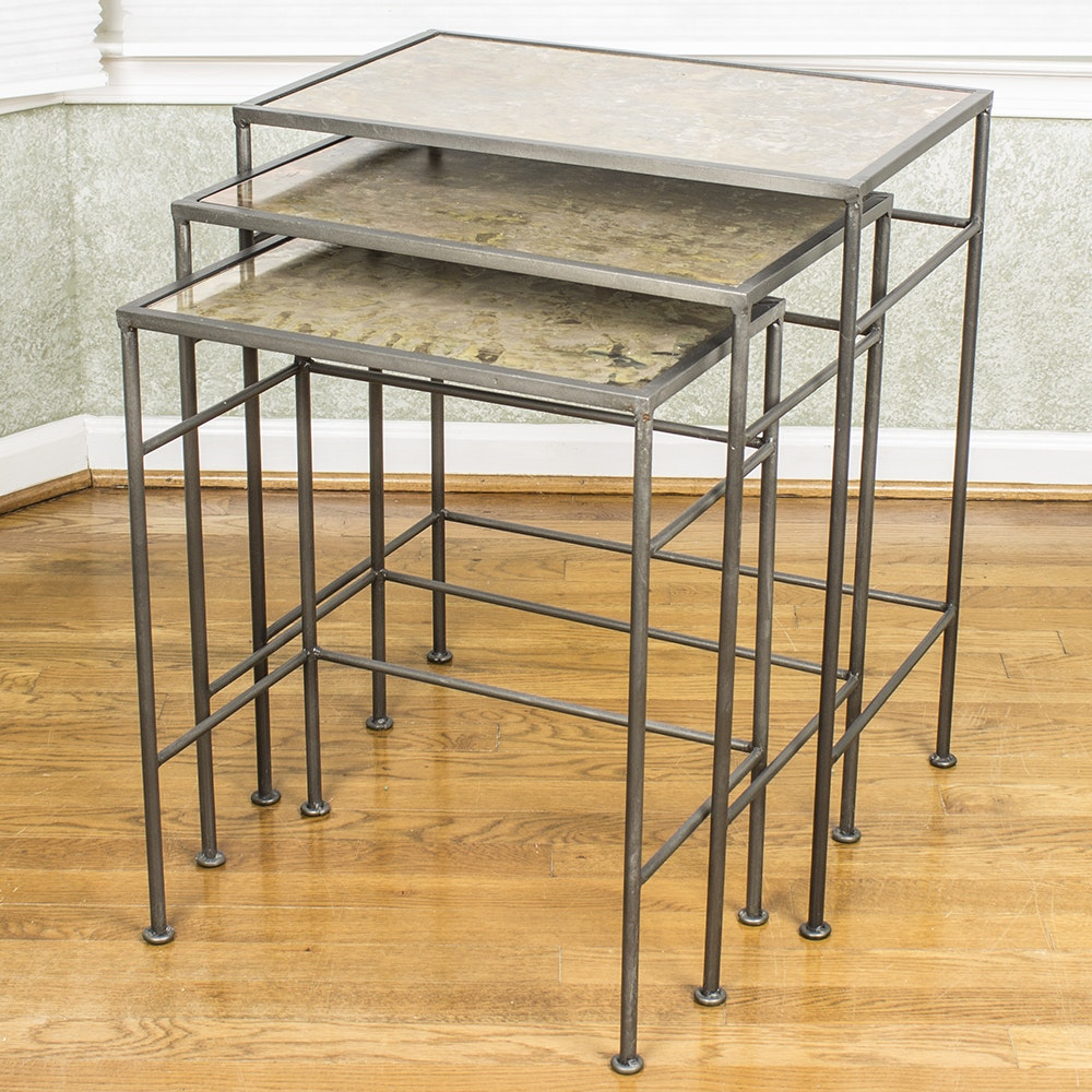 Metal Nesting Tables