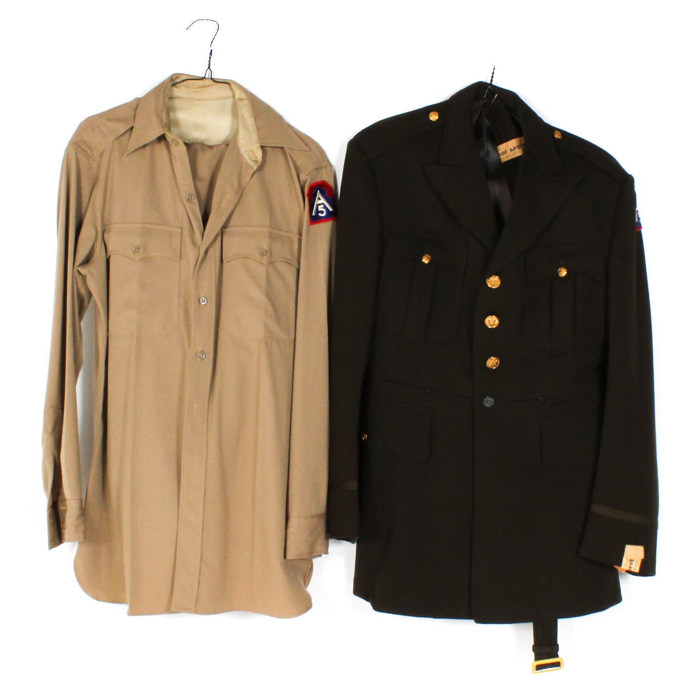 Fifth Army Uniforms