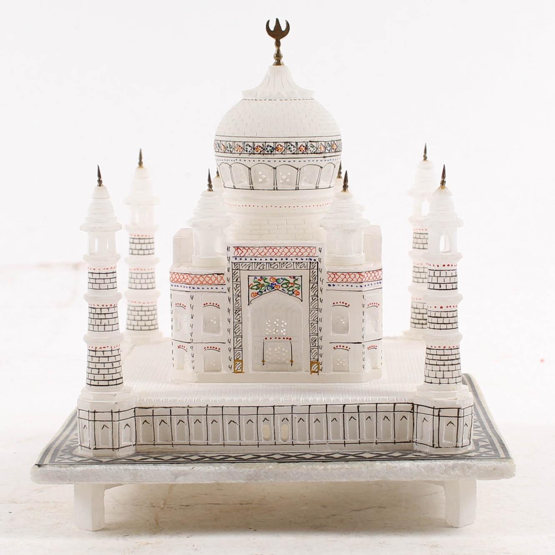"Carved Stone ""Taj Mahal"""