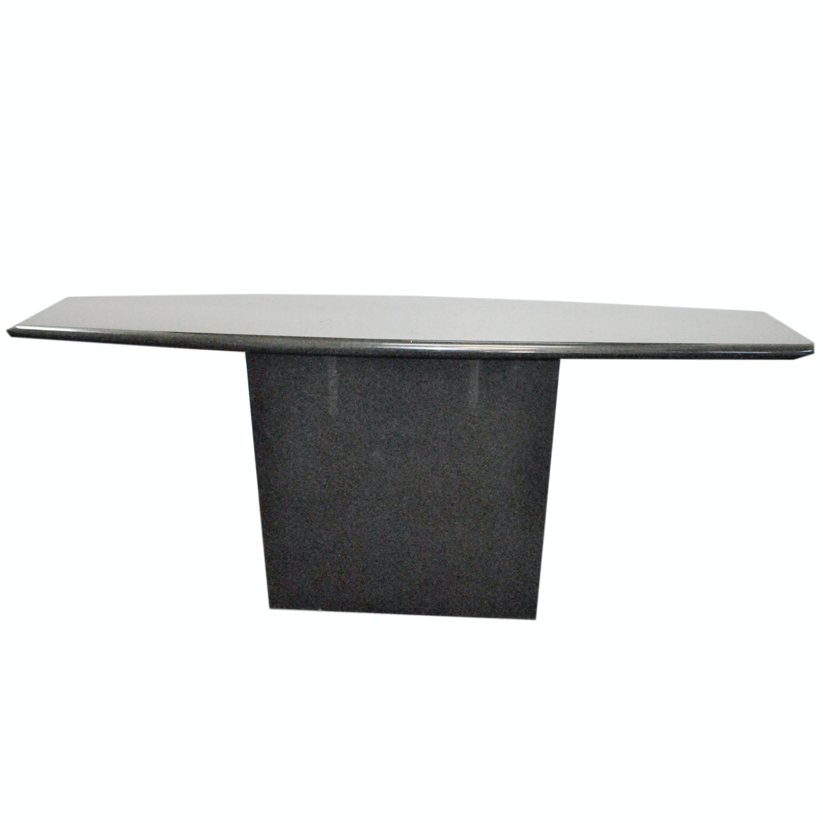 Granite Console Table
