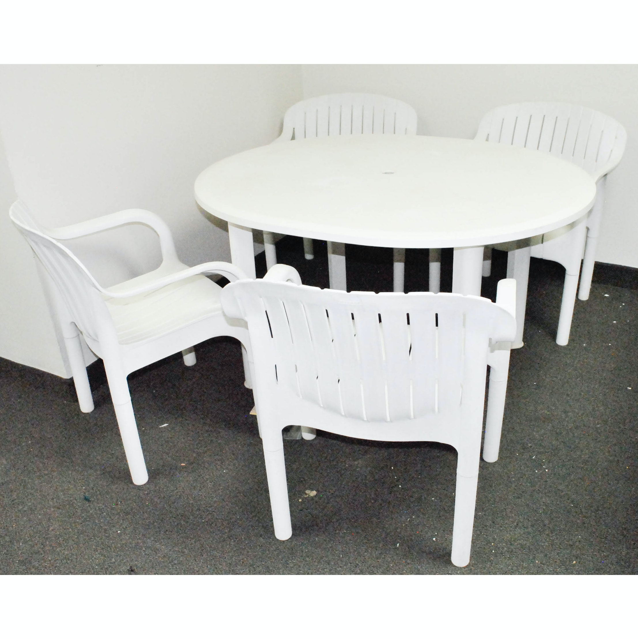 Allibert Patio Table and Chairs