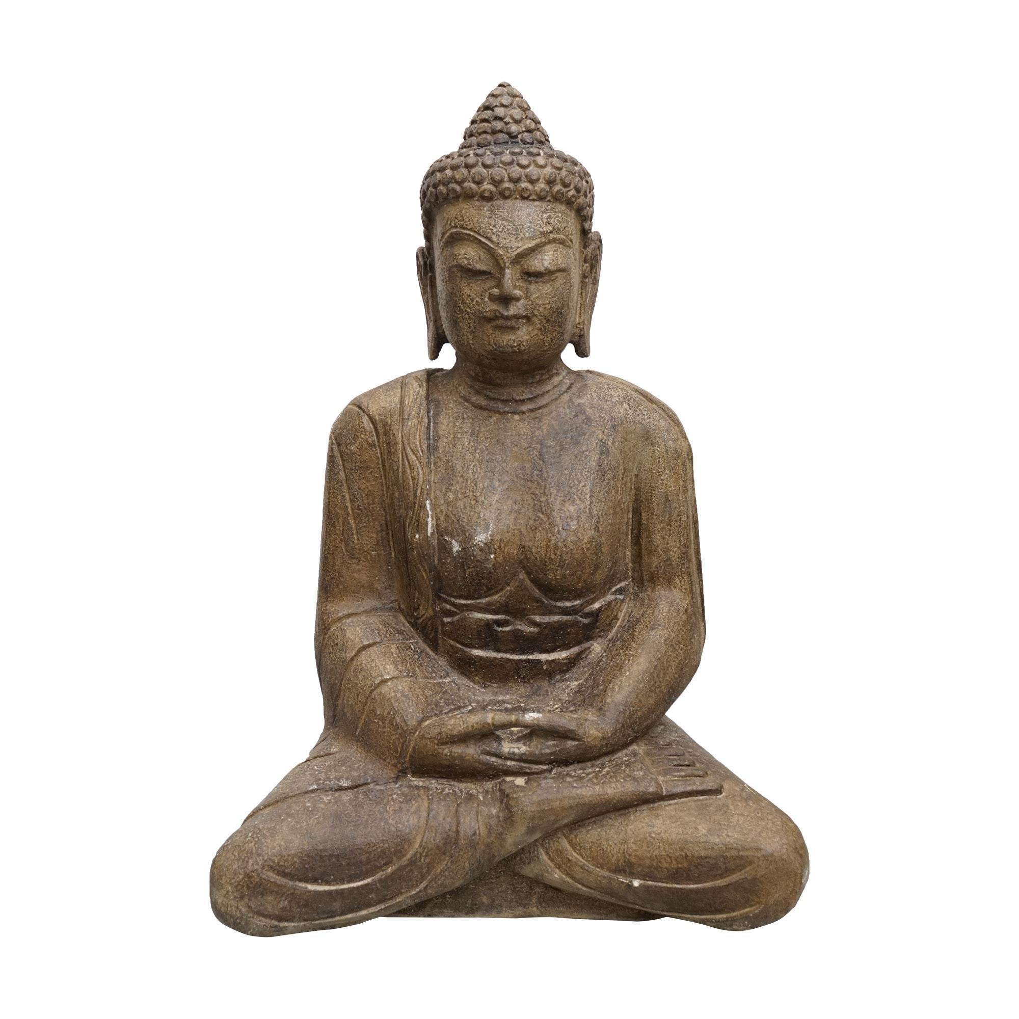 Stone Buddha Sculpture