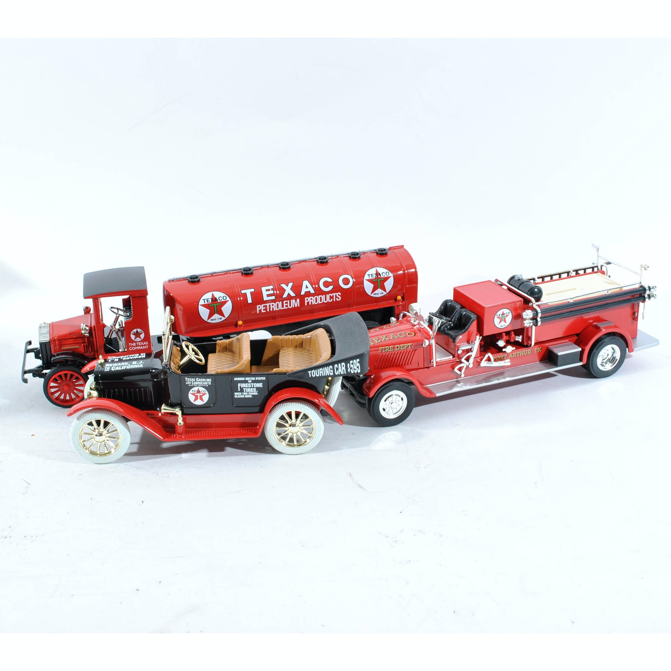 Ertl Die-Cast Metal Coin Banks and Car