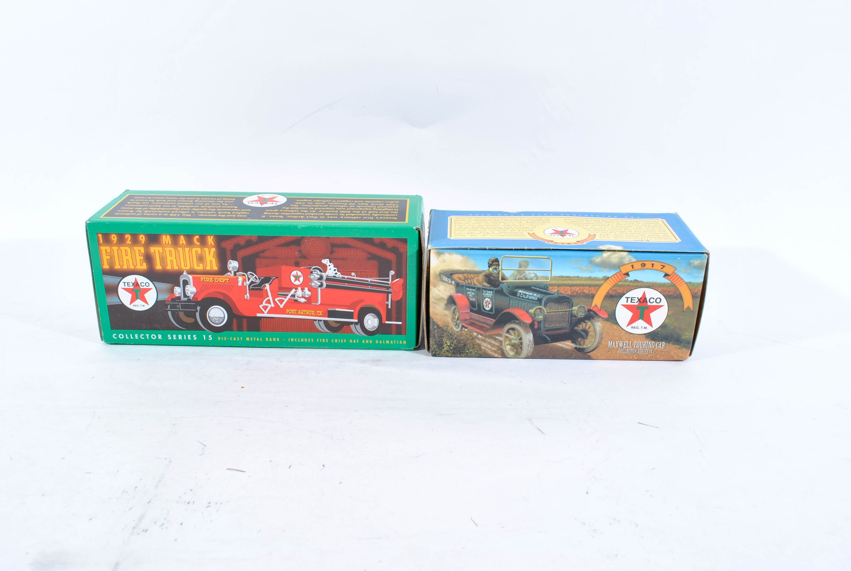 Ertl Texaco Die-Cast Car and Coin Bank