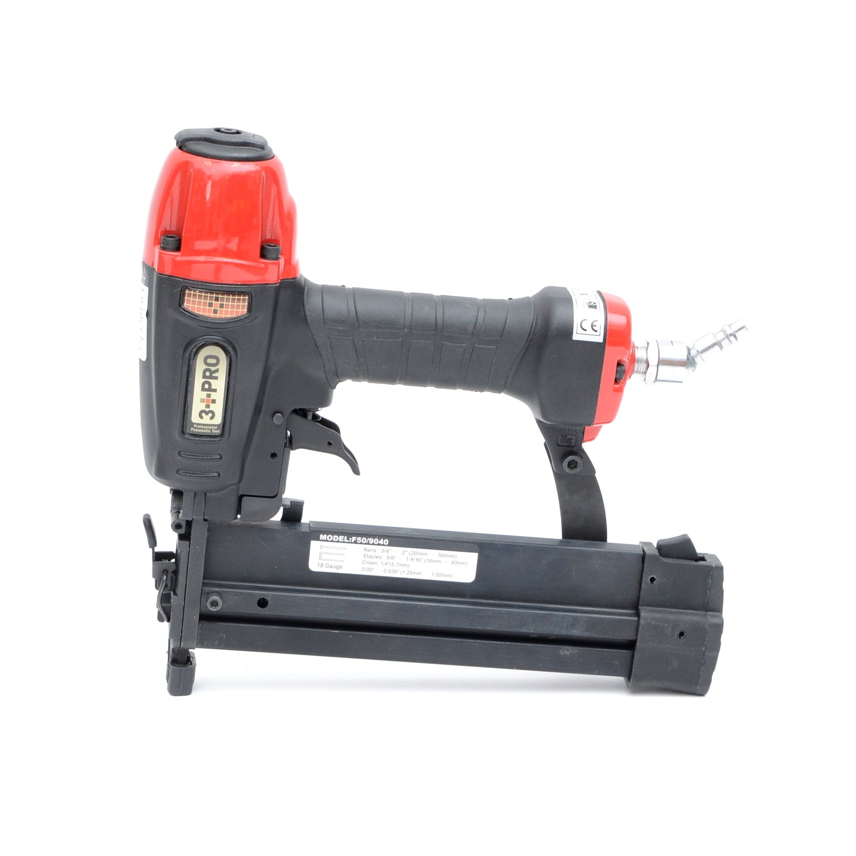 3 PRO 18 Gauge Combination Nailer/Stapler