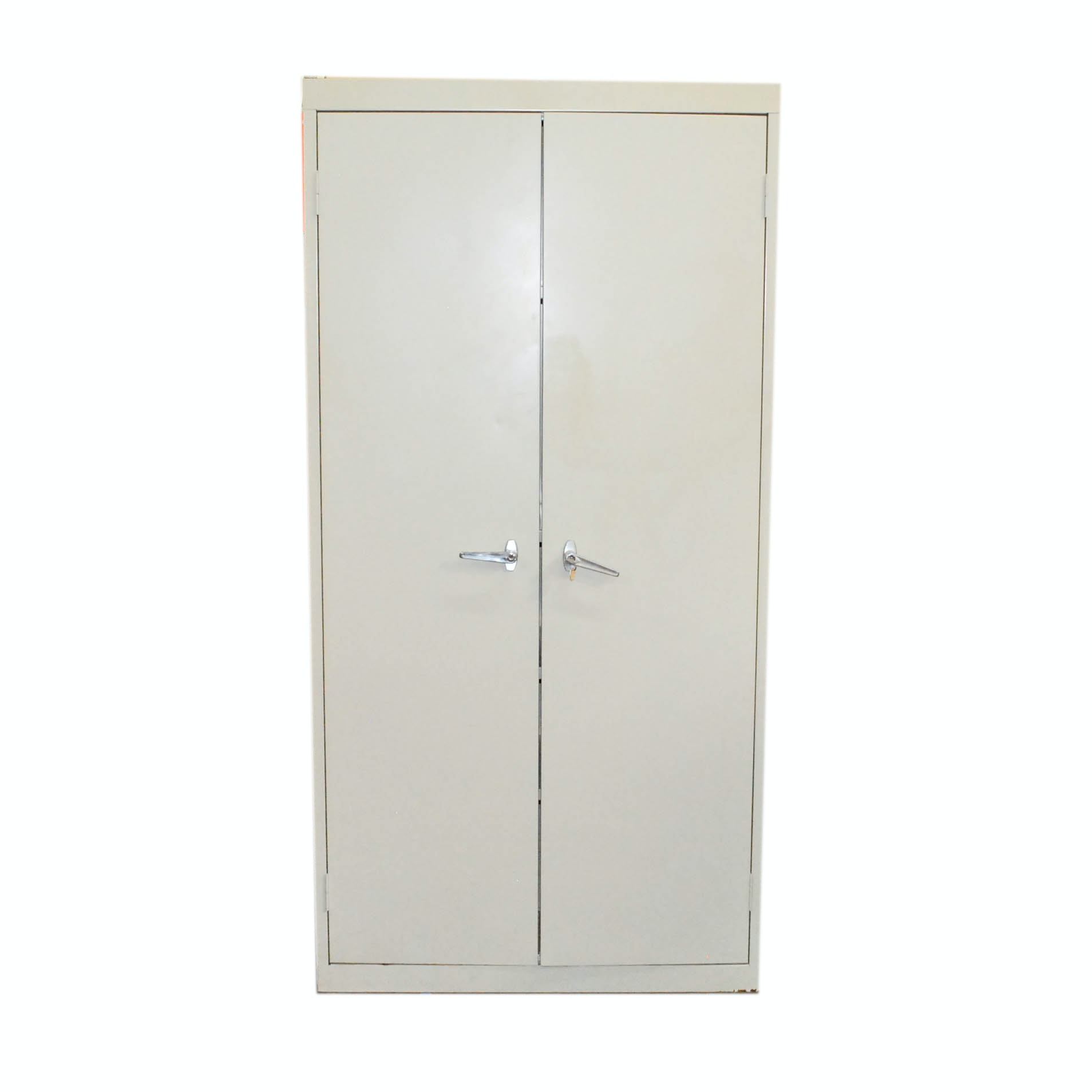 Metal Storage Cabinet by Sandusky