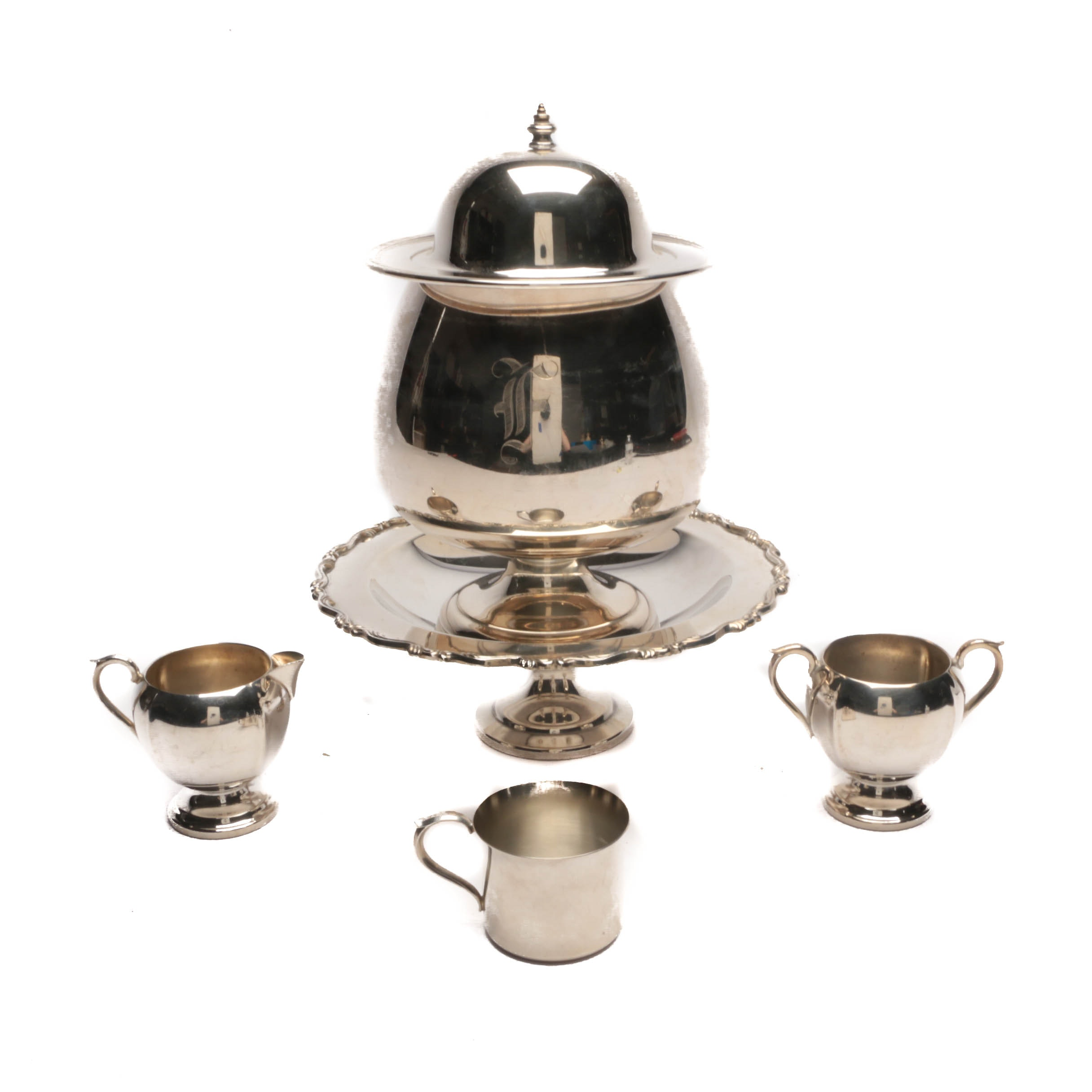 Silver Plated Decorative Tableware