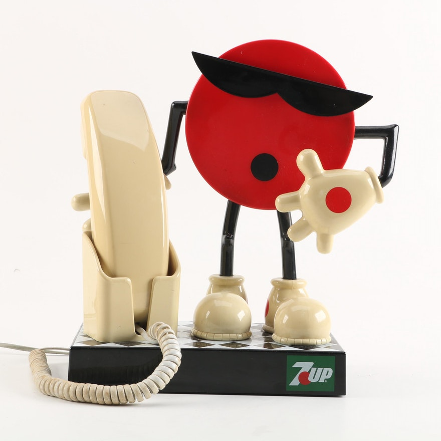 1990 7-UP Spot Telephone
