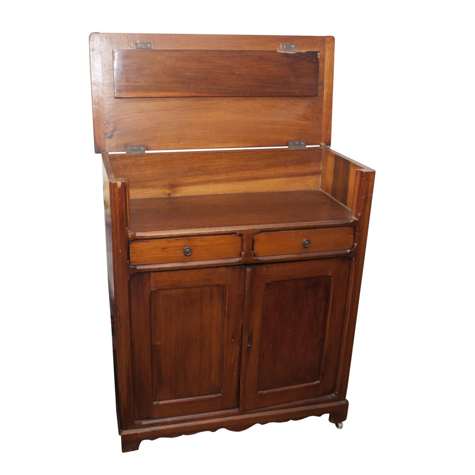 Vintage Bar Cabinet ...